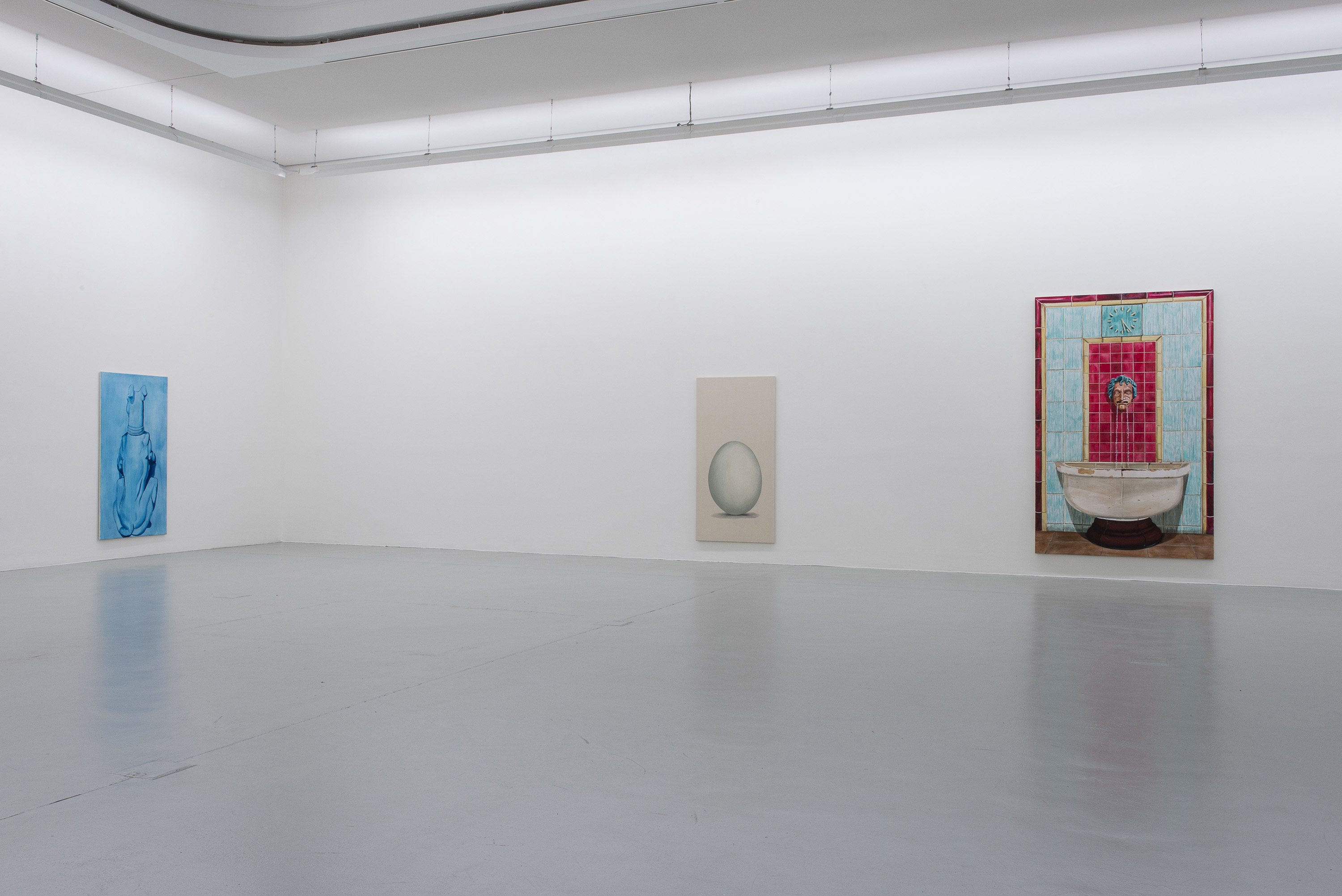 10 - Allison Katz at Kunstverein Fribourg