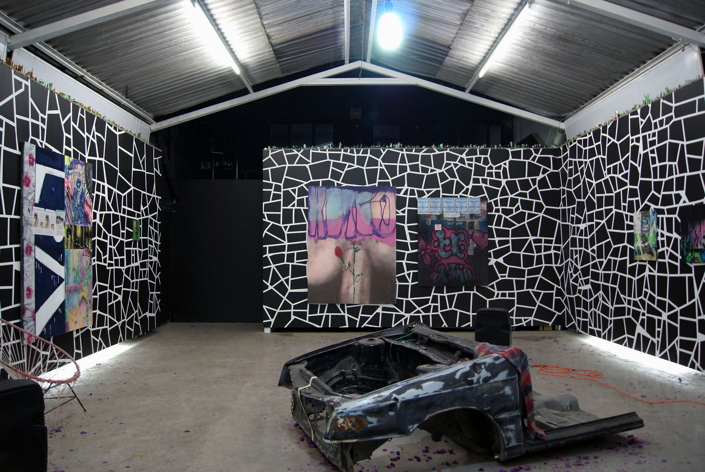 10 - Andrew Birk at Anonymous Gallery Mexico City