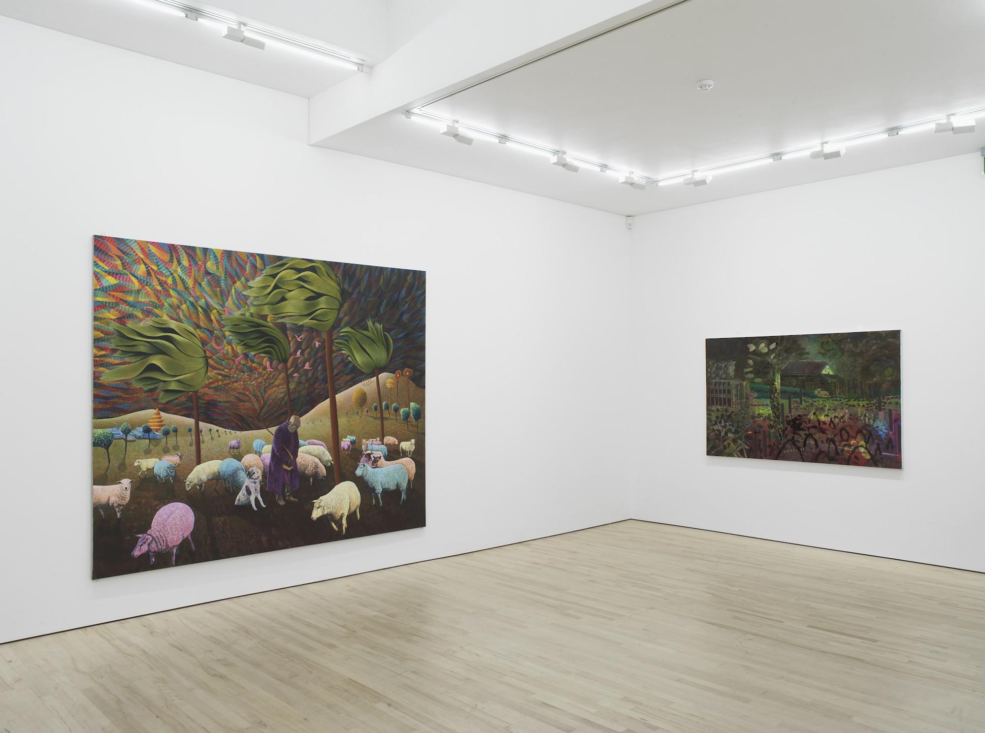 10 - David Brian Smith at Carl Freedman London