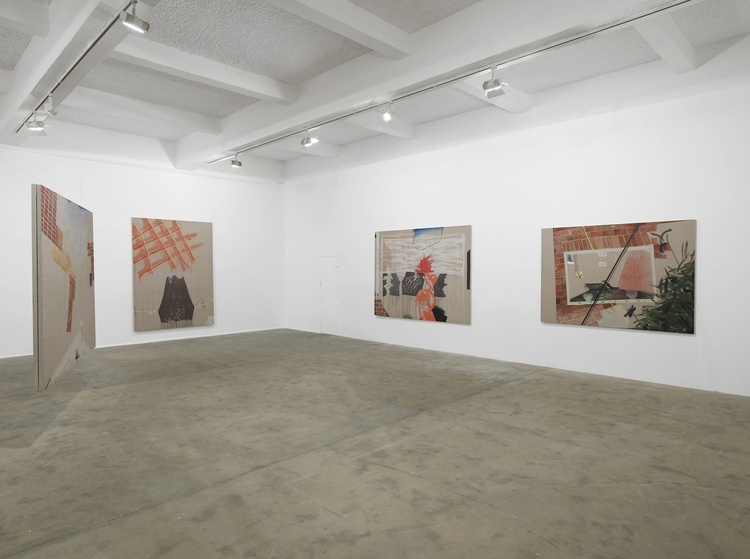 11 - Caragh Thuring at Chisenhale Gallery London