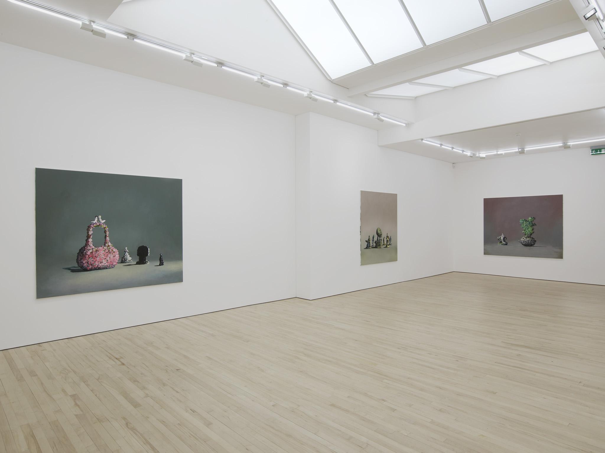 11 - Ivan Seal at Carl Freedman London