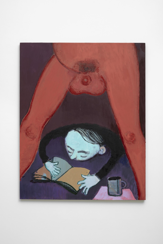 11 - Sanya Kantarovsky at Modern Art London