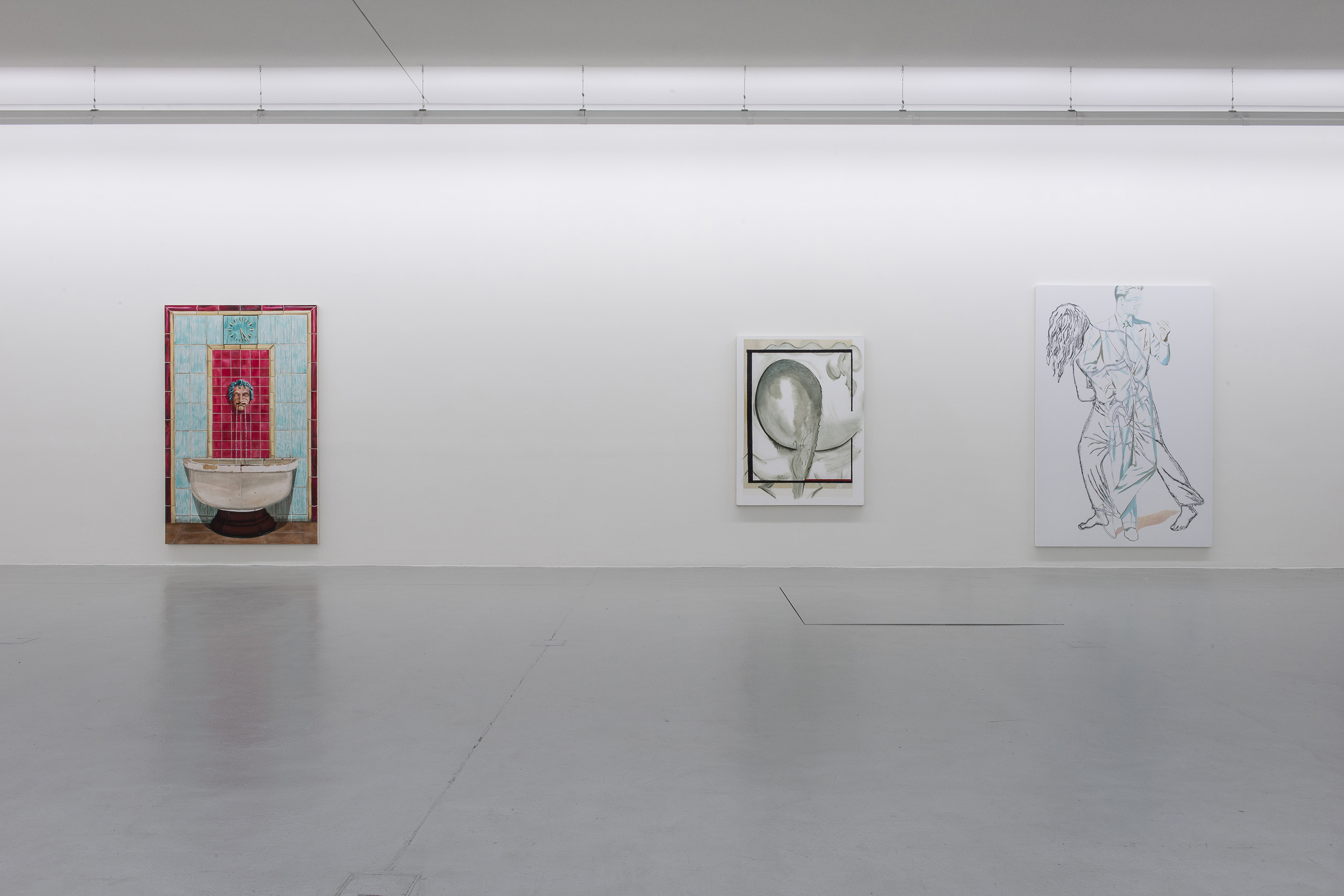 12 - Allison Katz at Kunstverein Fribourg