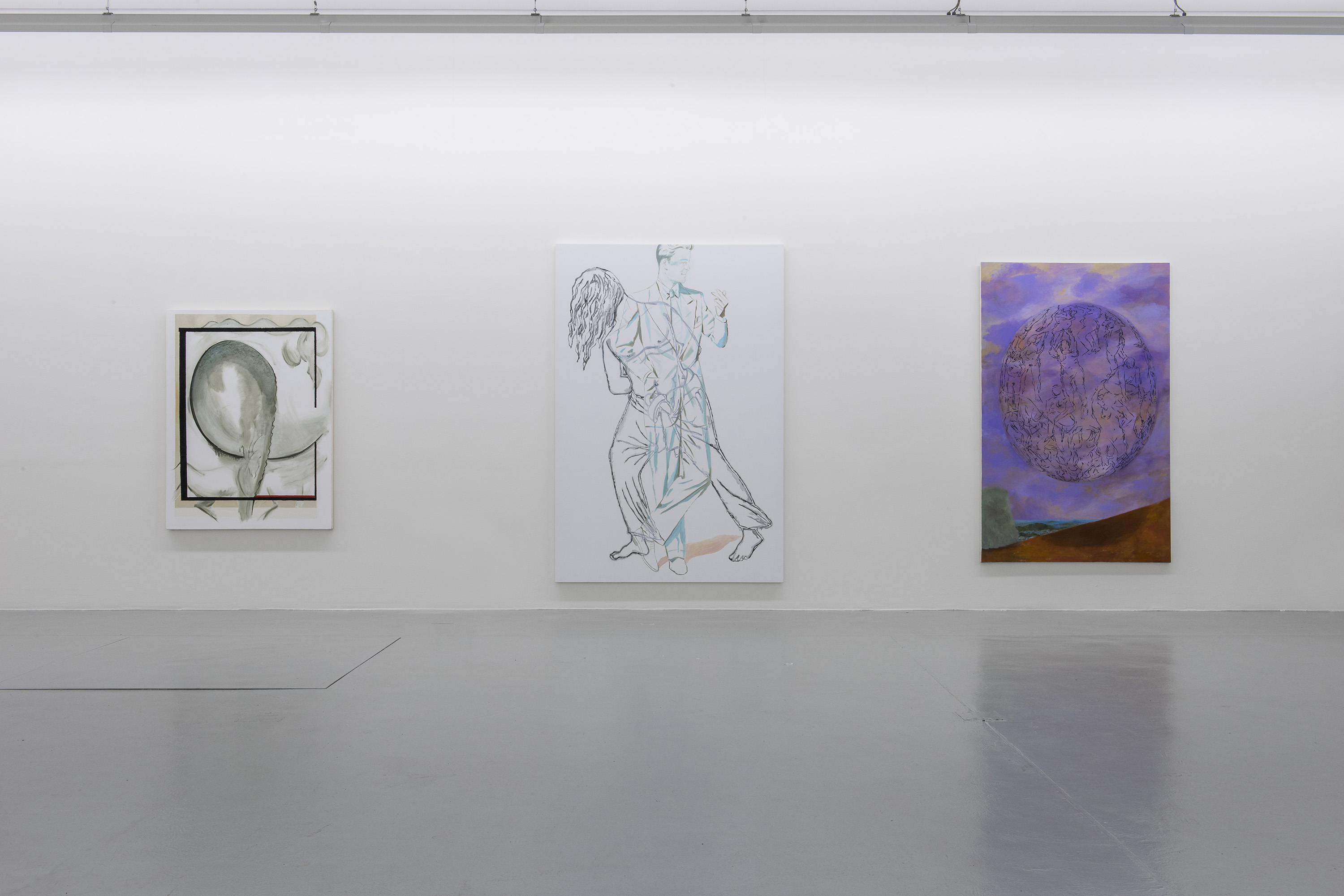 13 - Allison Katz at Kunstverein Fribourg