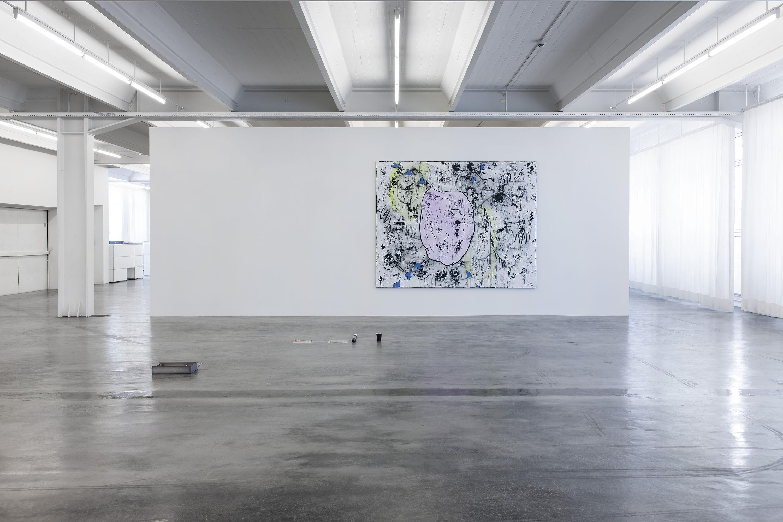 13 - Henning Strassburger at Kunstverein Reutlingen
