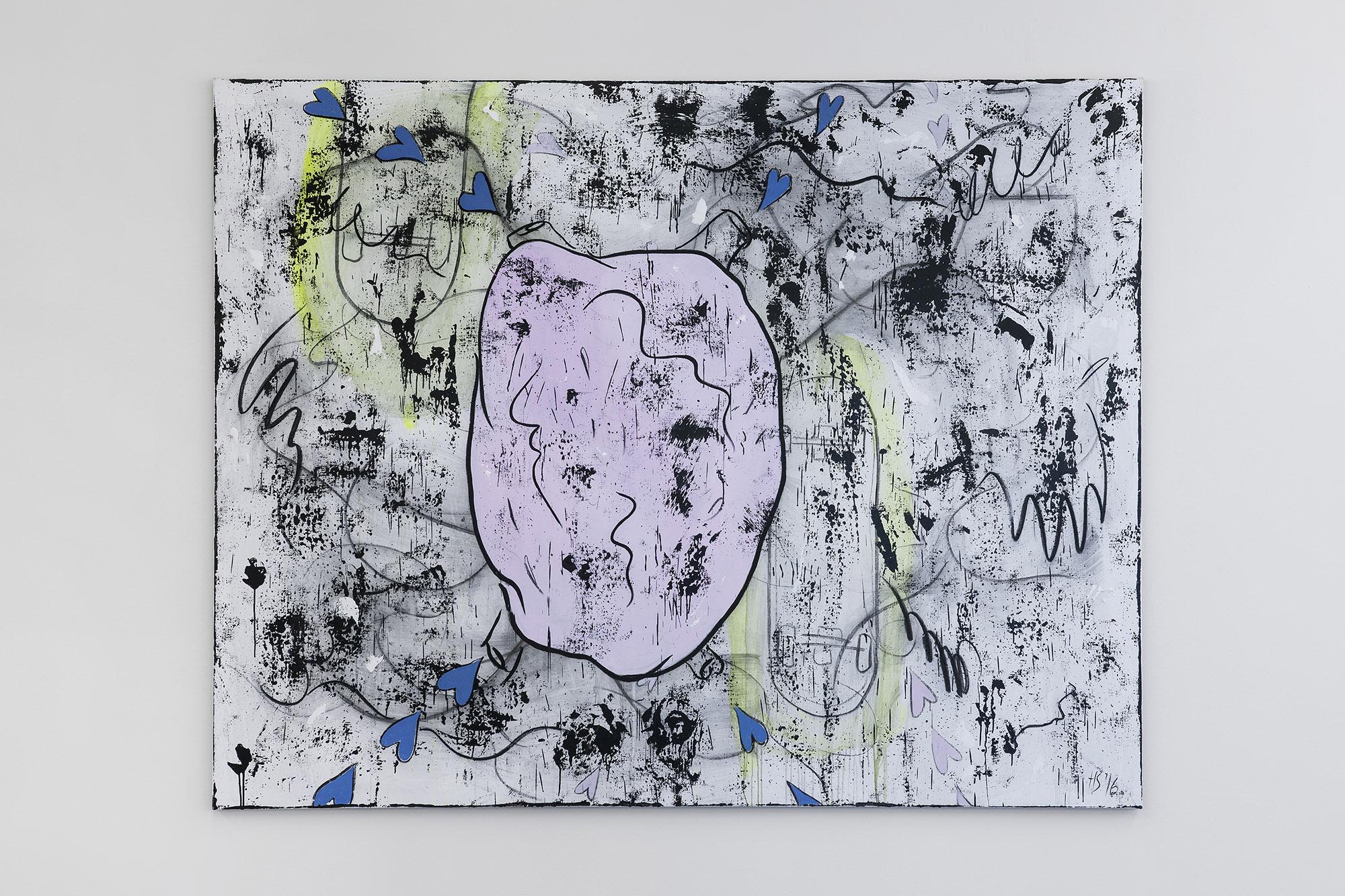 15 - Henning Strassburger at Kunstverein Reutlingen