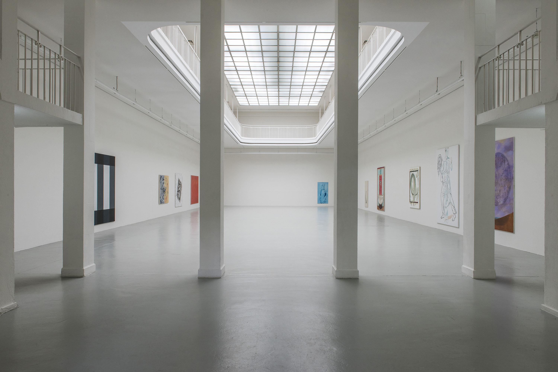 Allison Katz @ Kunstverein, Freibourg