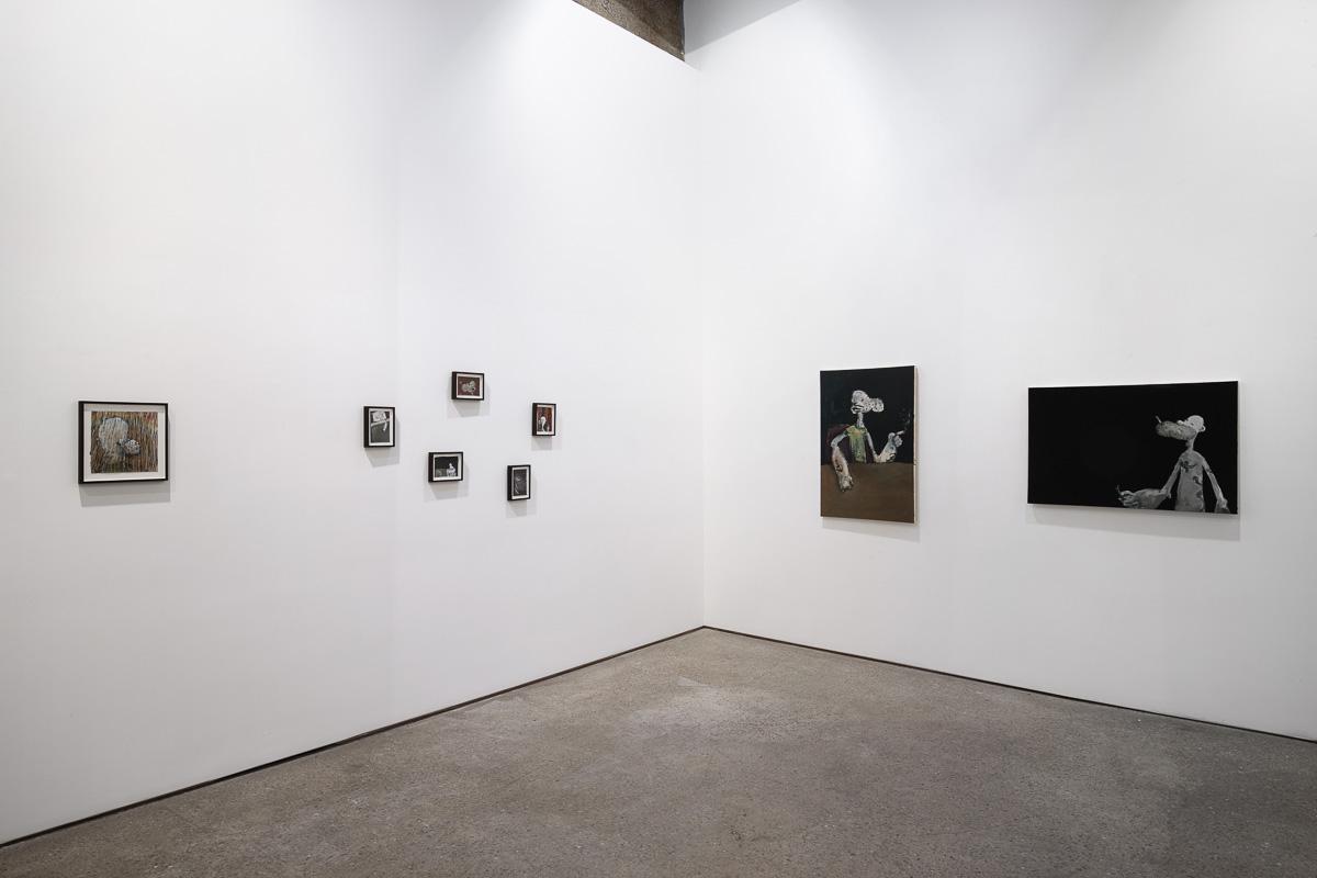 Brian Calvin @ Anton Kern, New York