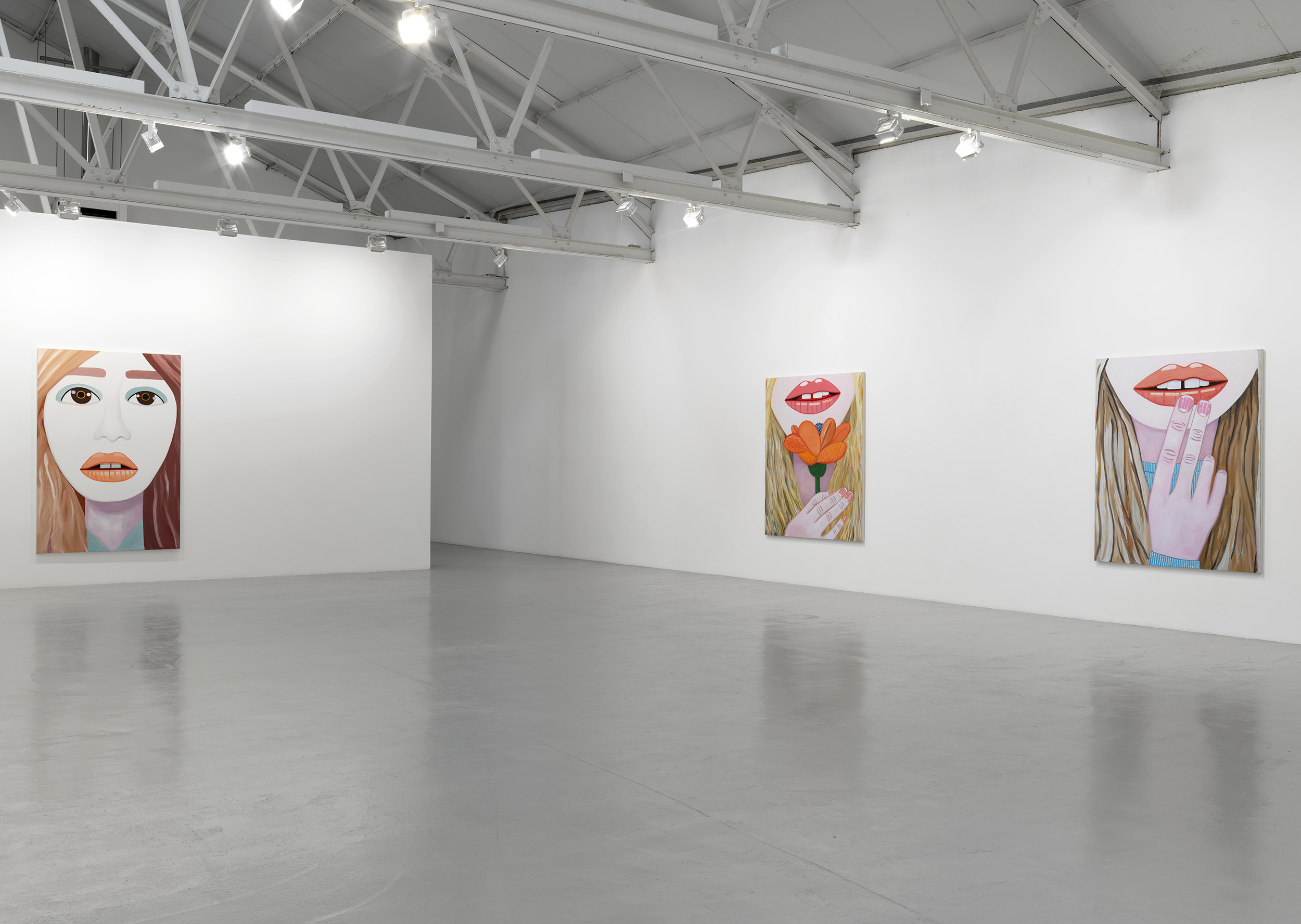 Brian Calvin @ Corvi Mora, London