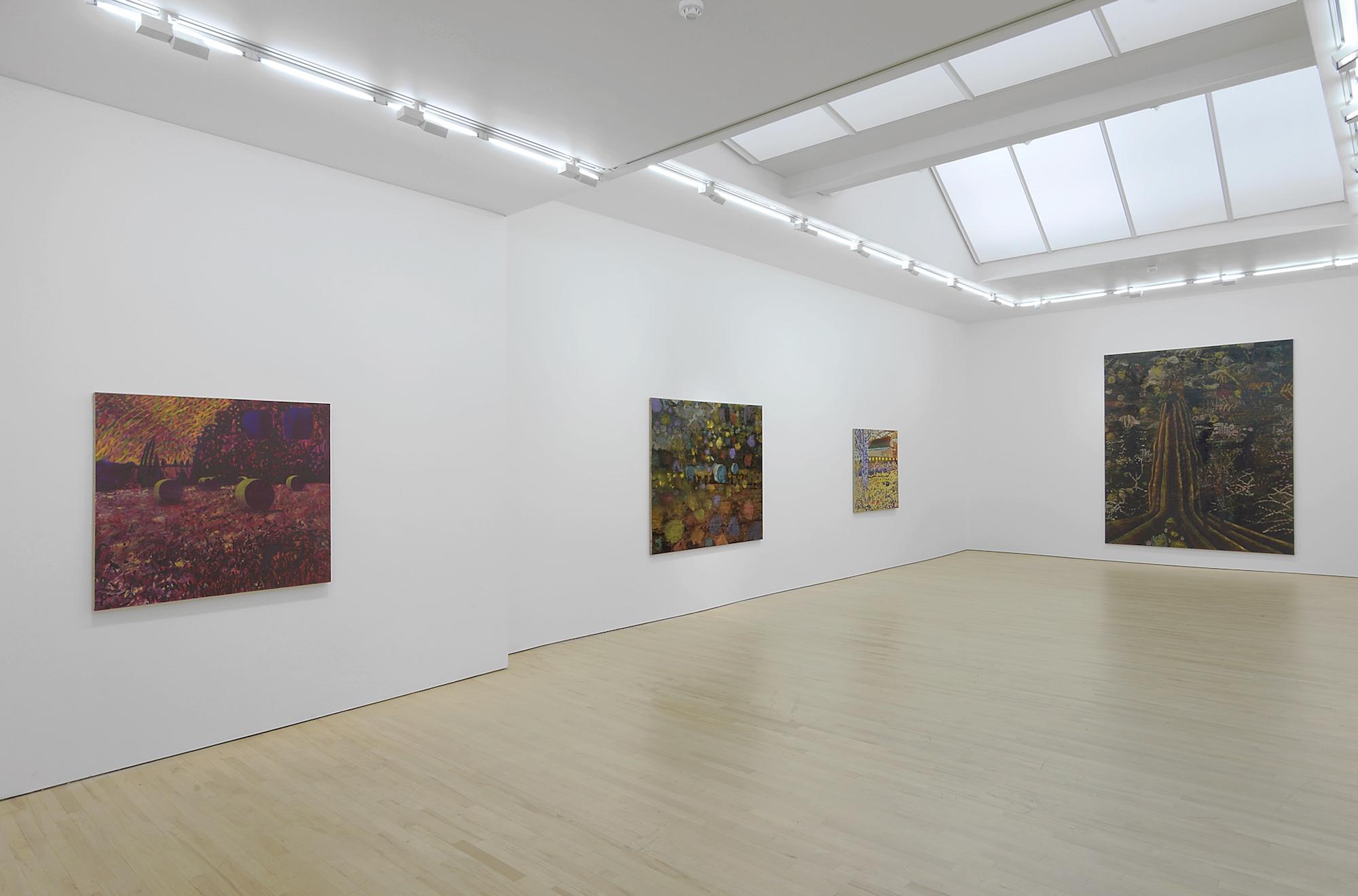 David Brian Smith @ Carl Freedman, London