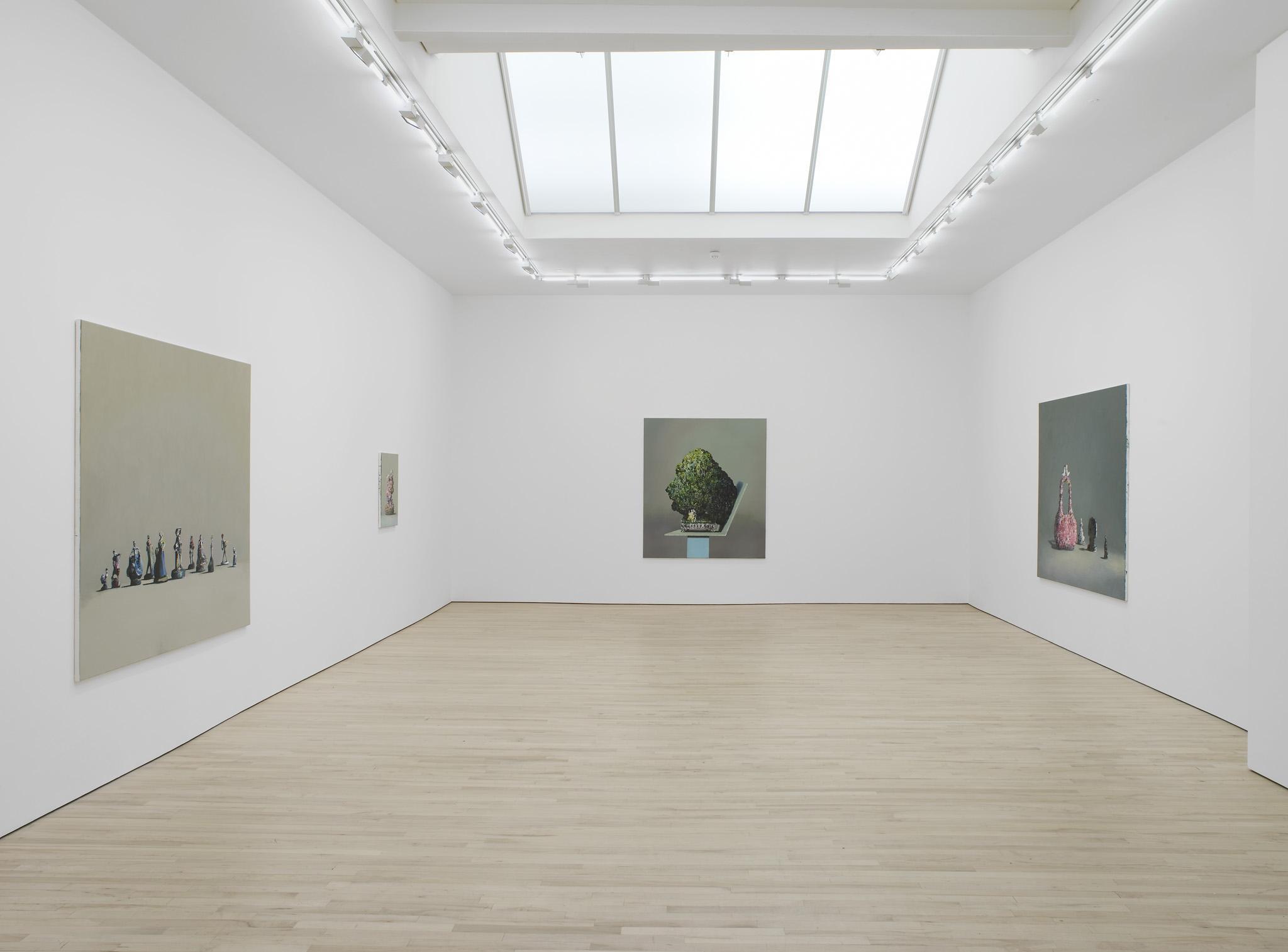 Ivan Seal @ Carl Freedman, London