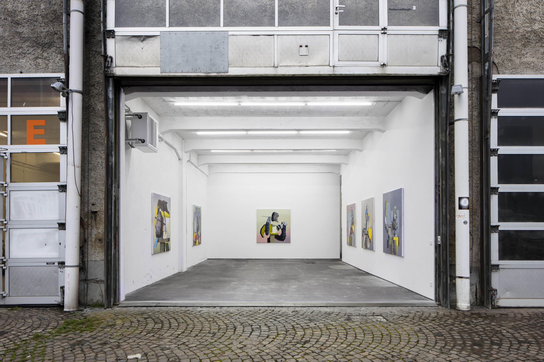 Ivan Seal @ RaebervonStenglin, Zurich