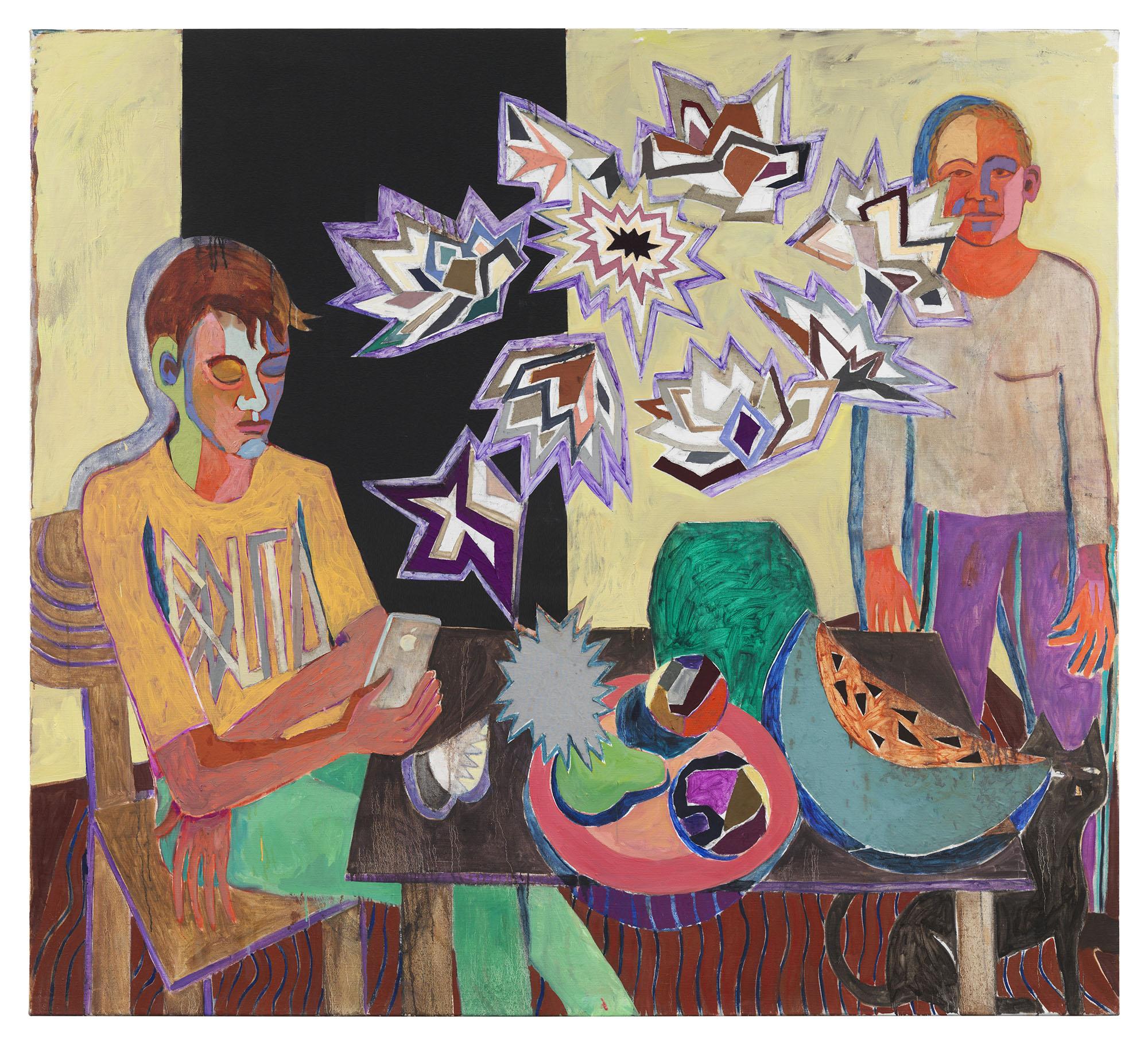 2 - Armin Boehm at Susanne Vielmetter LA