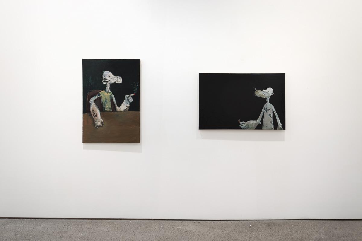 2 - Brian Calvin at Anton Kern New York
