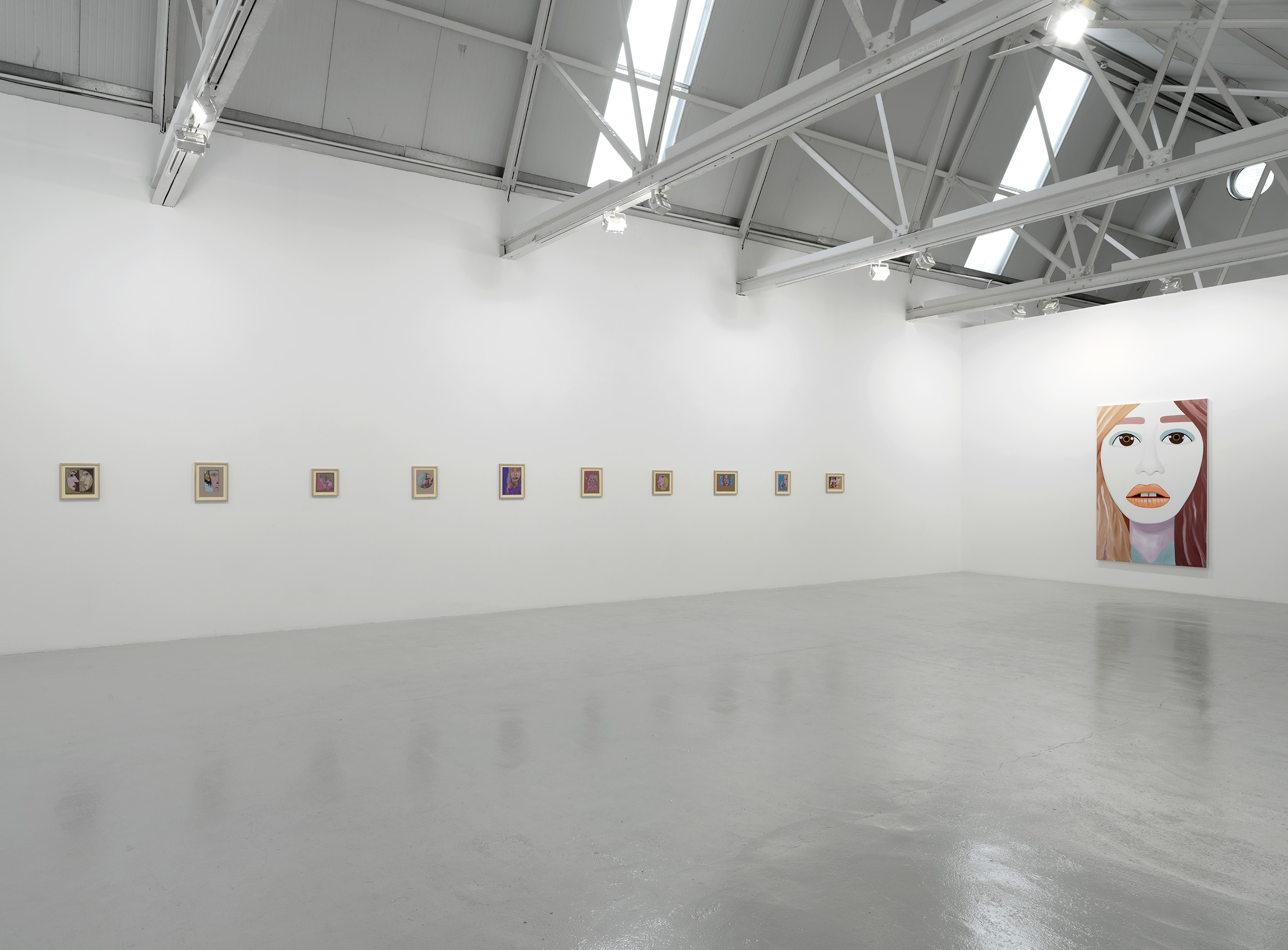 2 - Brian Calvin at Corvi-Mora London