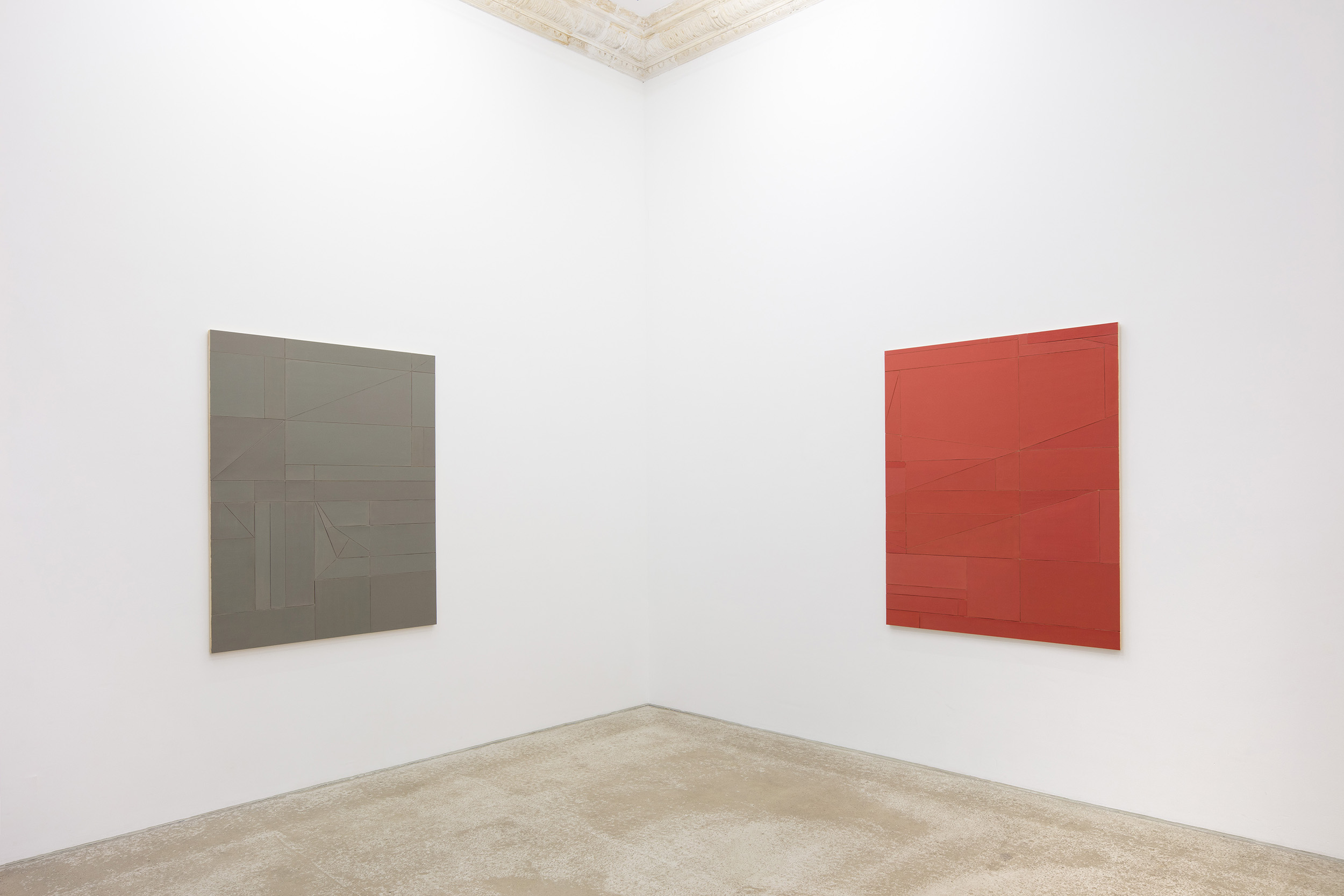 2 - Florian Schmit at Daniel Marzona Berlin - suggested by Ivan Seal