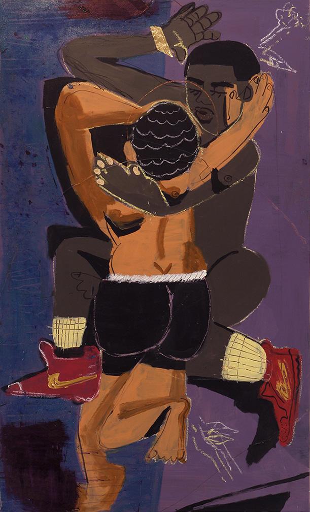 2 - Jonathan Lyndon Chase at Thierry Goldberg New York Gallery