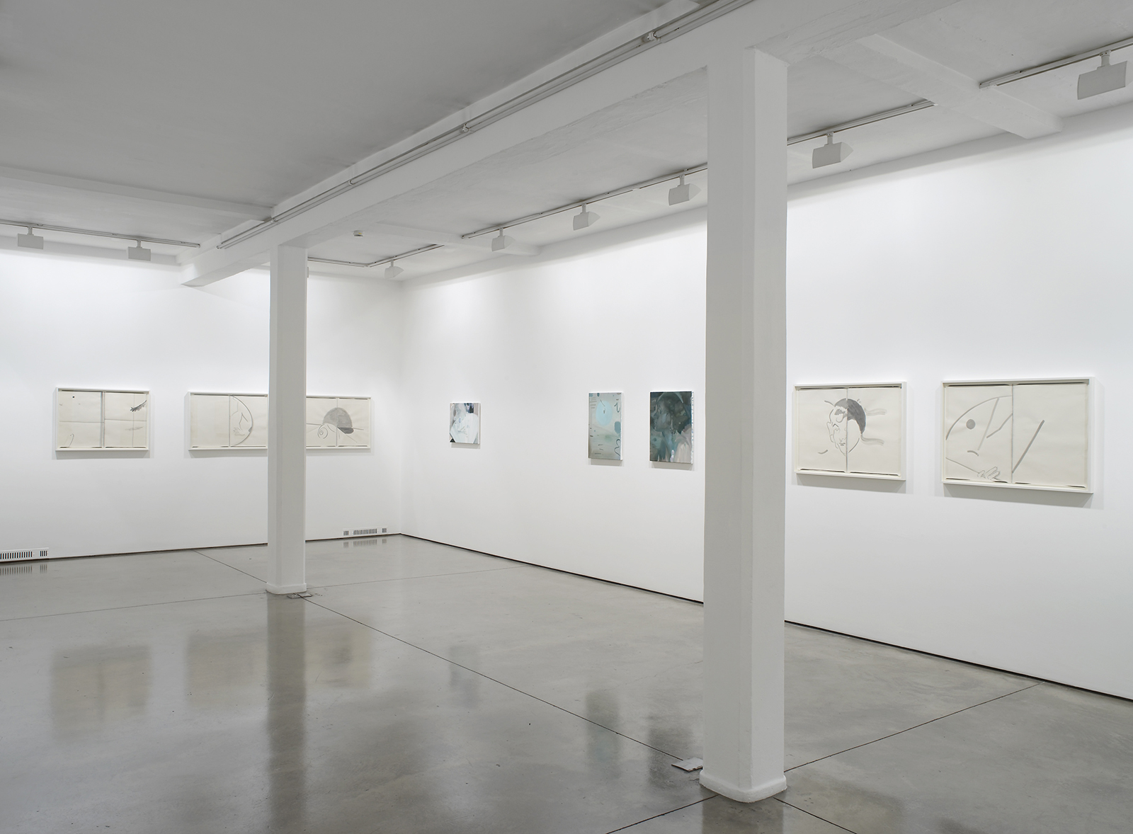 2 - Kaye Donachie at Maureen Paley - 4.02.2014