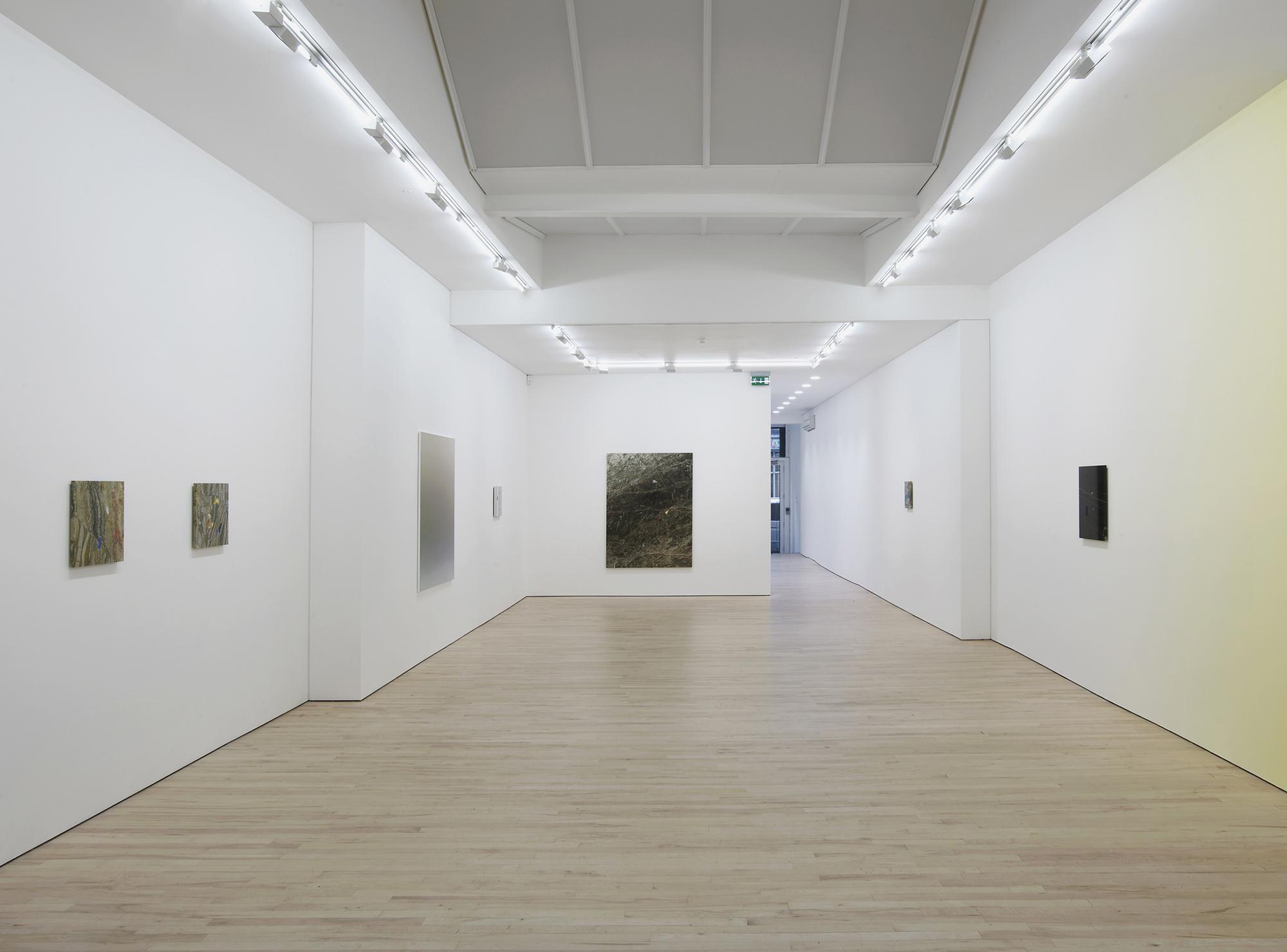 2 - Pieter Vermeersch at Carl Freedman Gallery London