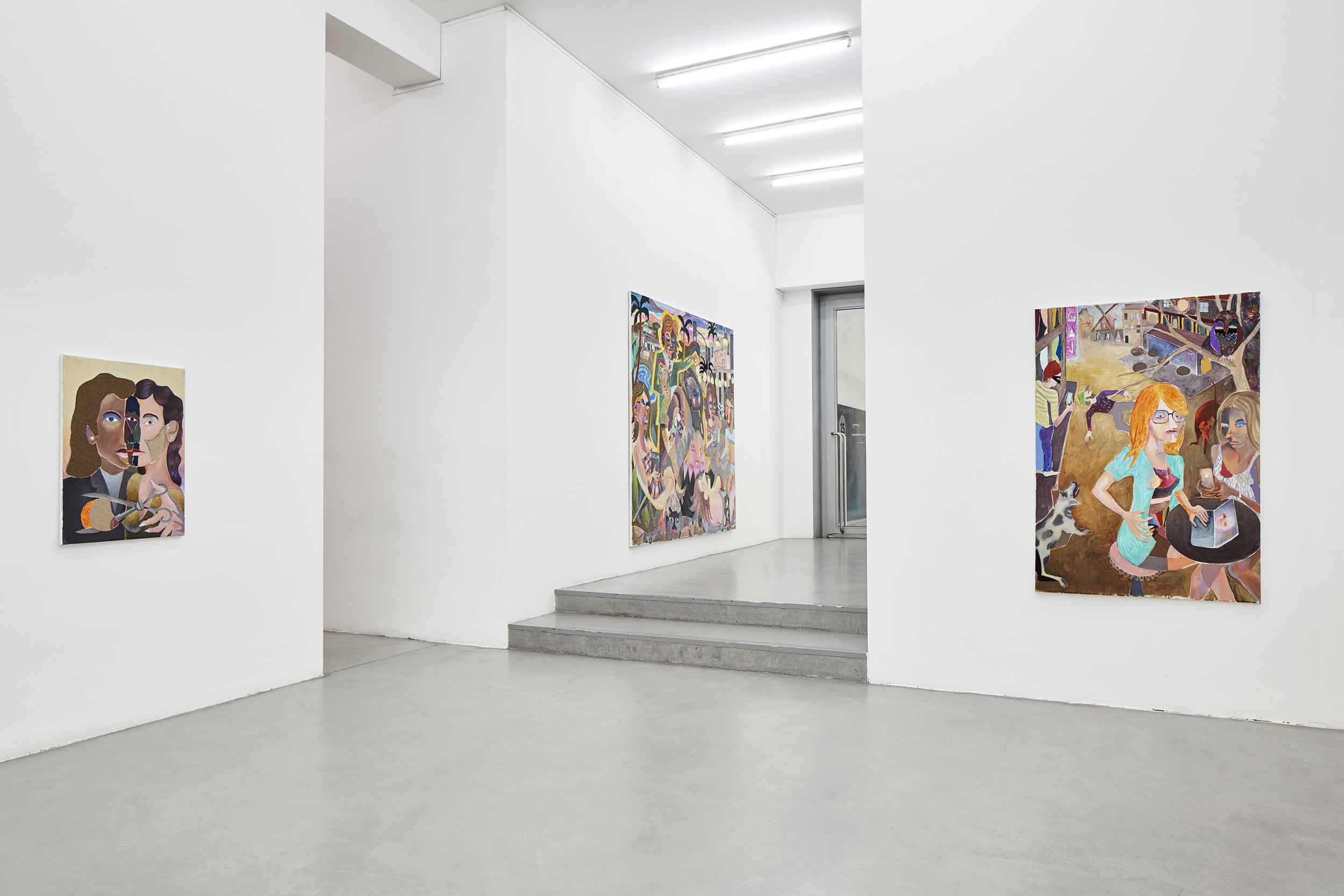 3 - Armin Boehm at Francesca Minini Milano
