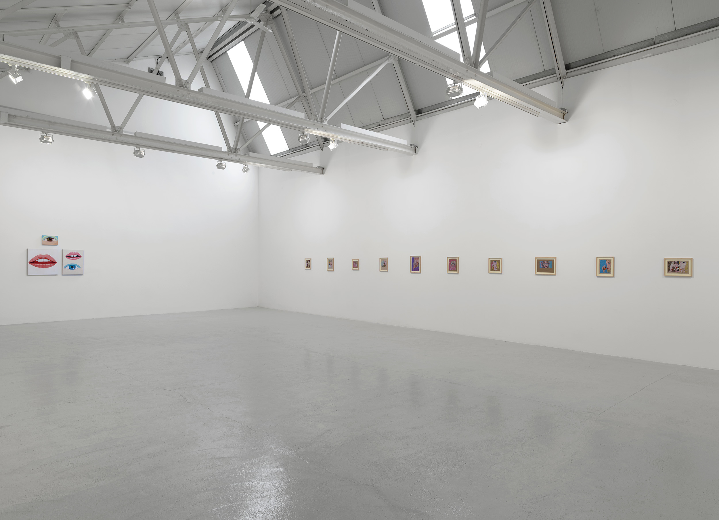 3 - Brian Calvin at Corvi-Mora London