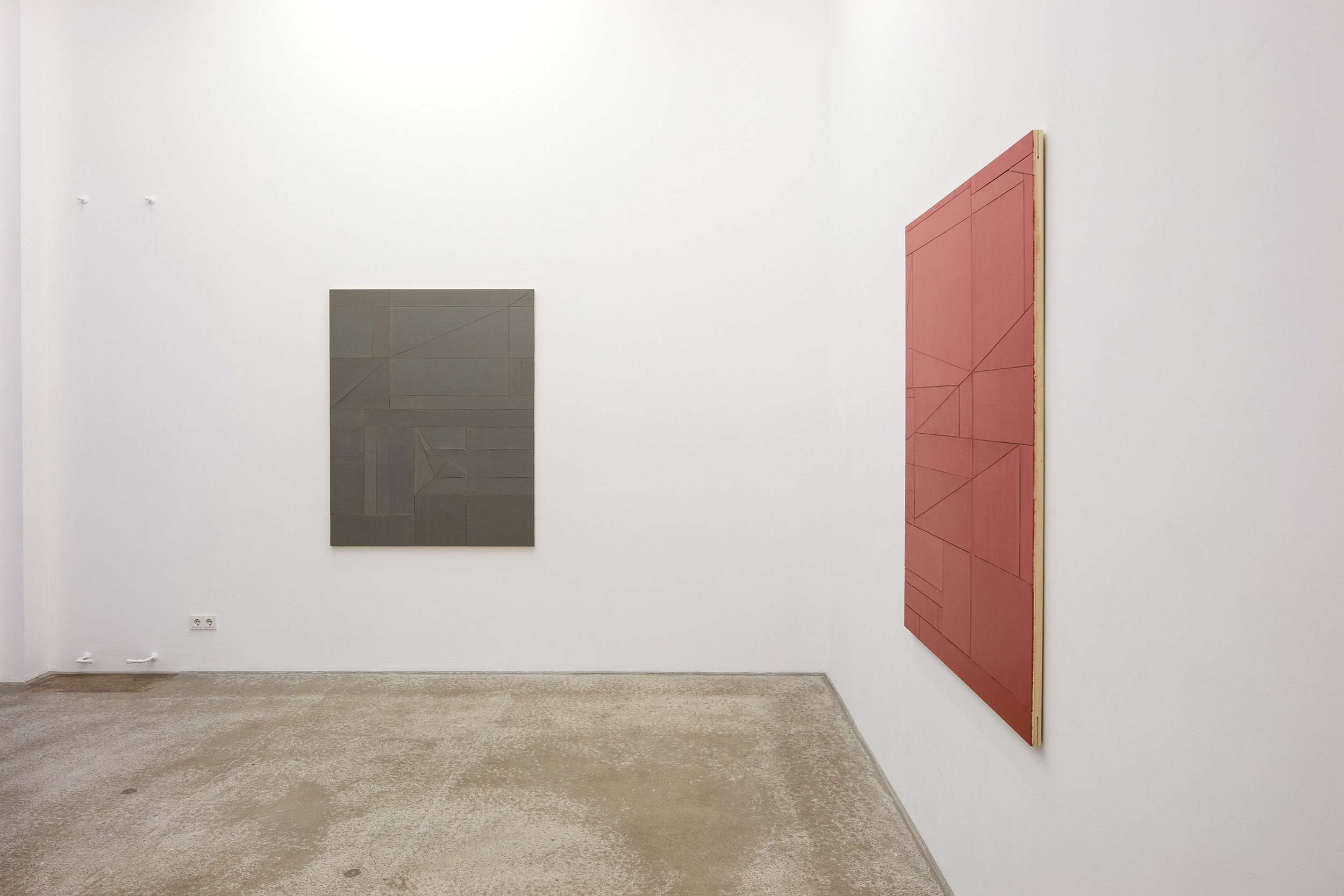 3 - Florian Schmit at Daniel Marzona Berlin - suggested by Ivan Seal