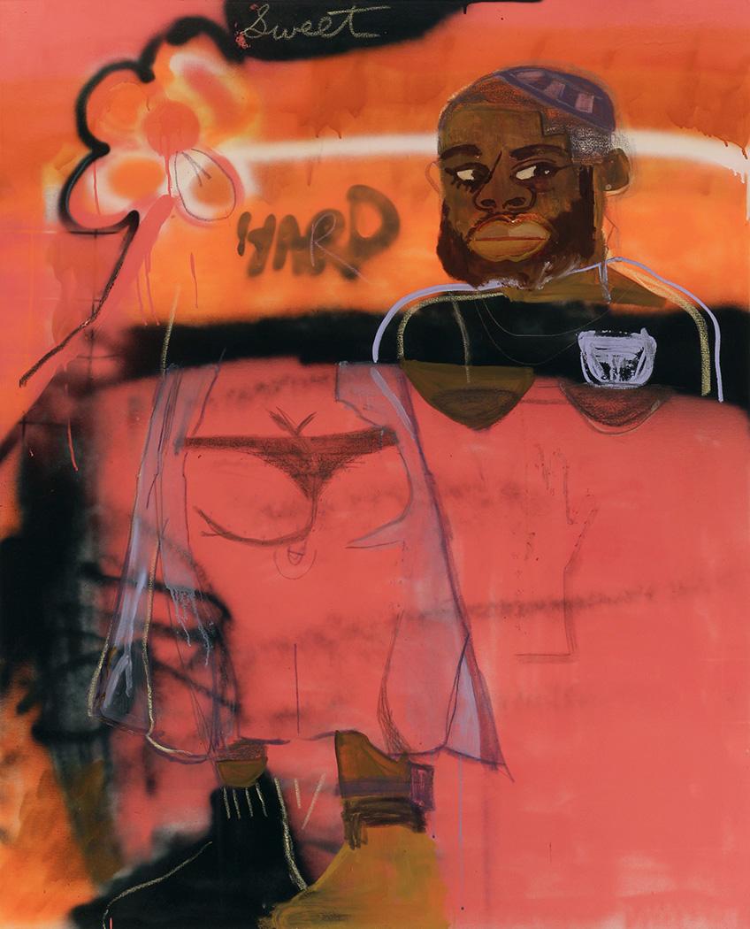 3 - Jonathan Lyndon Chase at Thierry Goldberg New York Gallery