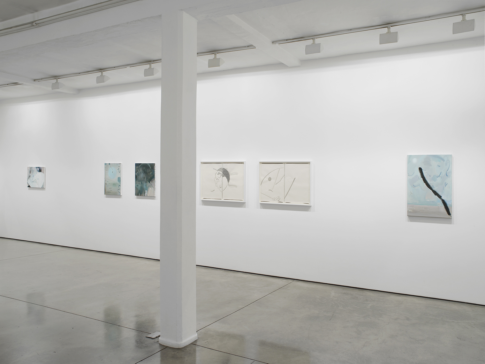 3 - Kaye Donachie at Maureen Paley - 4.02.2014