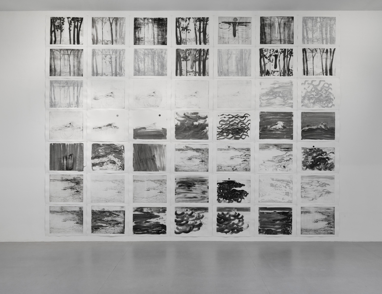 3 - Silke Otto-Knapp at Camden Art Center London - 14.02.2014