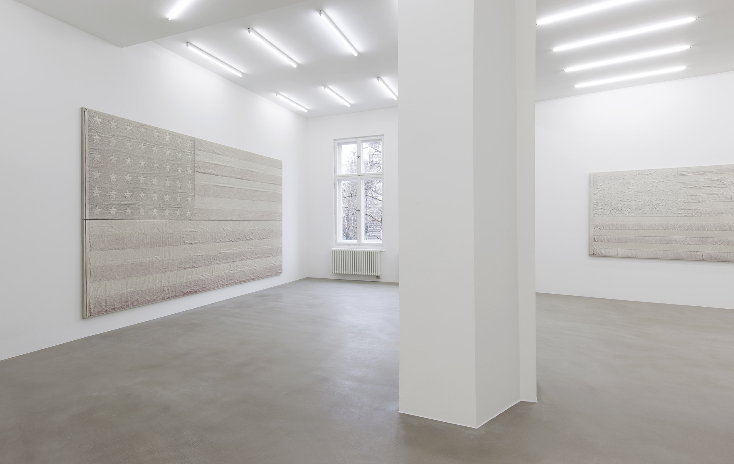 4 - AA Bronson at Esther Schipper Berlin