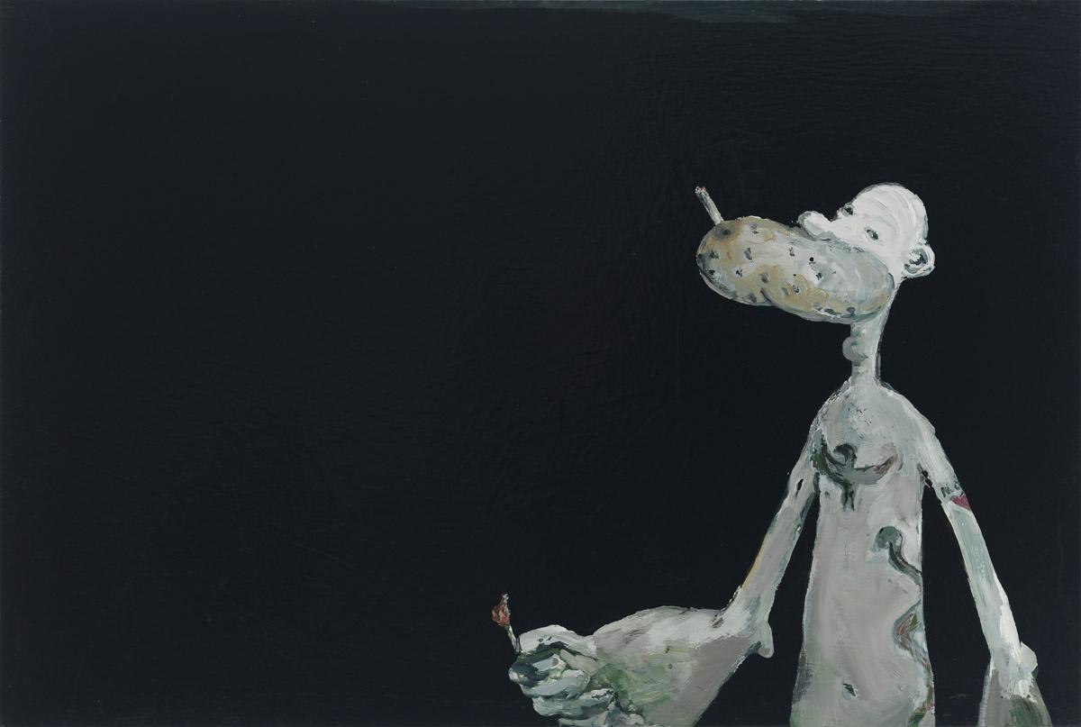 4 - Brian Calvin at Anton Kern New York