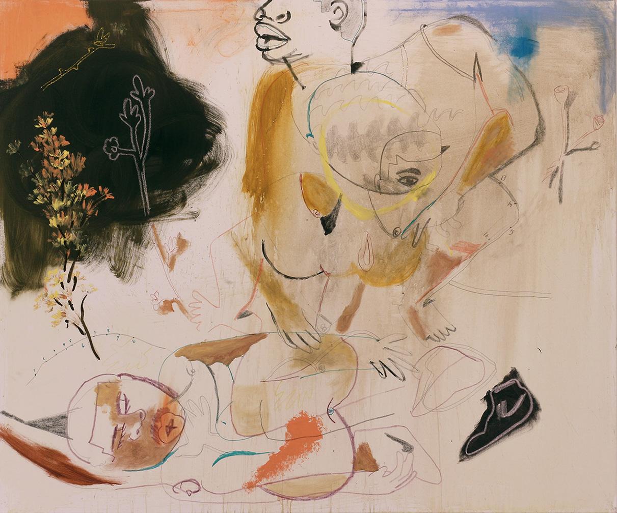 4 - Jonathan Lyndon Chase at Thierry Goldberg New York Gallery