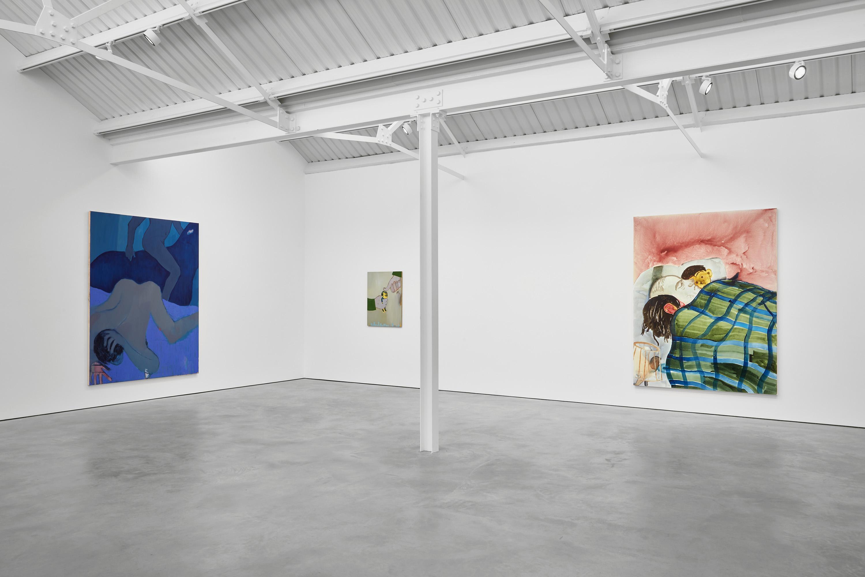4 - Sanya Kantarovsky at Modern Art London