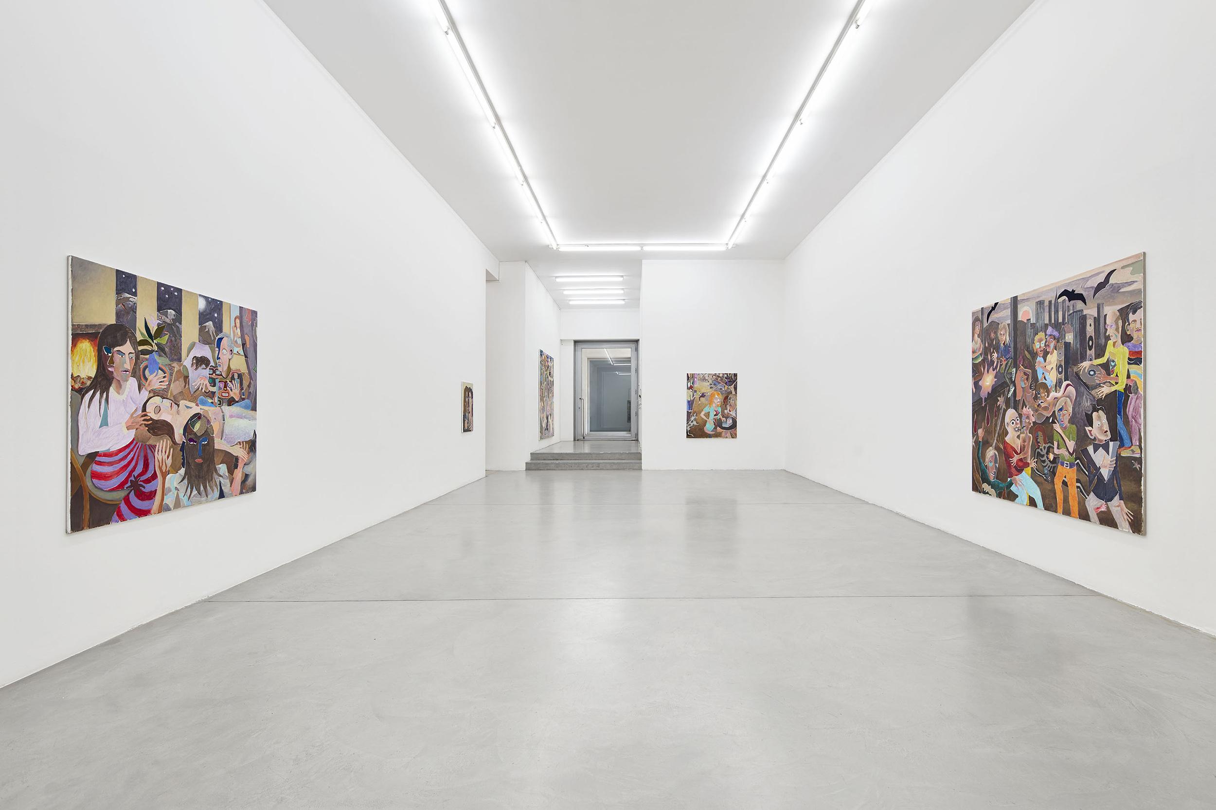 5 - Armin Boehm at Francesca Minini Milano