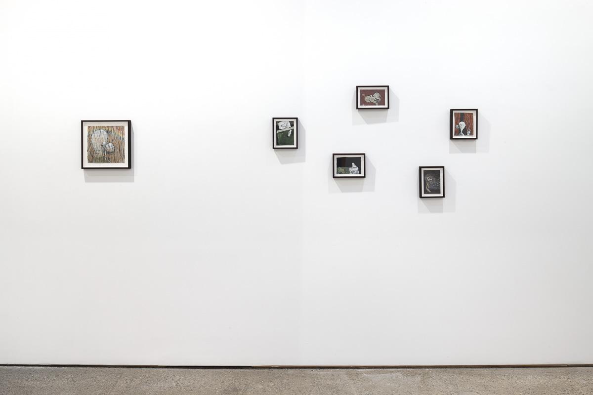 5 - Brian Calvin at Anton Kern New York