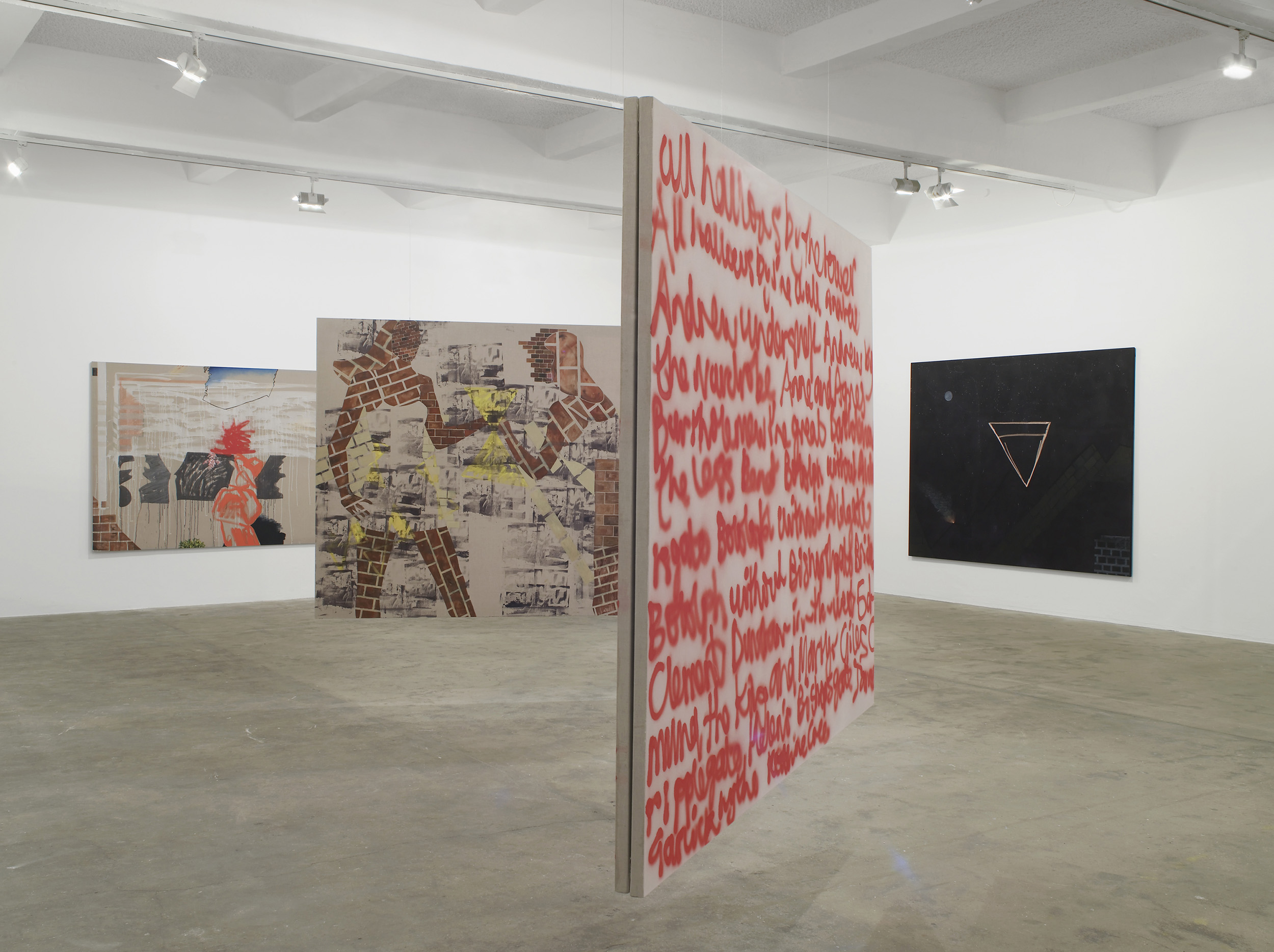 5 - Caragh Thuring at Chisenhale Gallery London