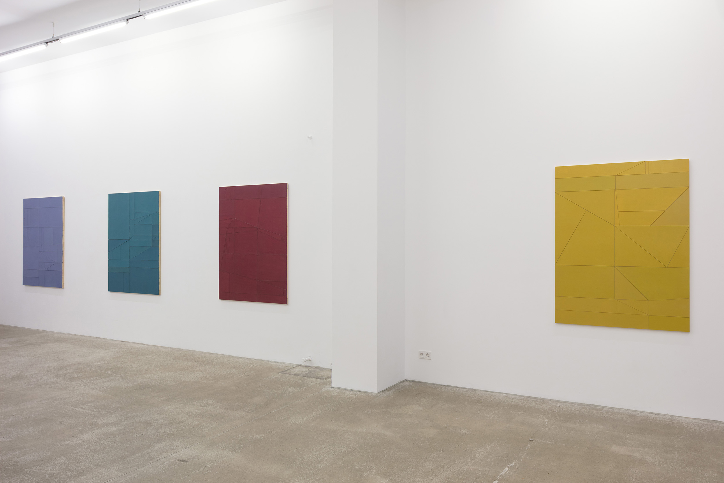 5 - Florian Schmit at Daniel Marzona Berlin - suggested by Ivan Seal