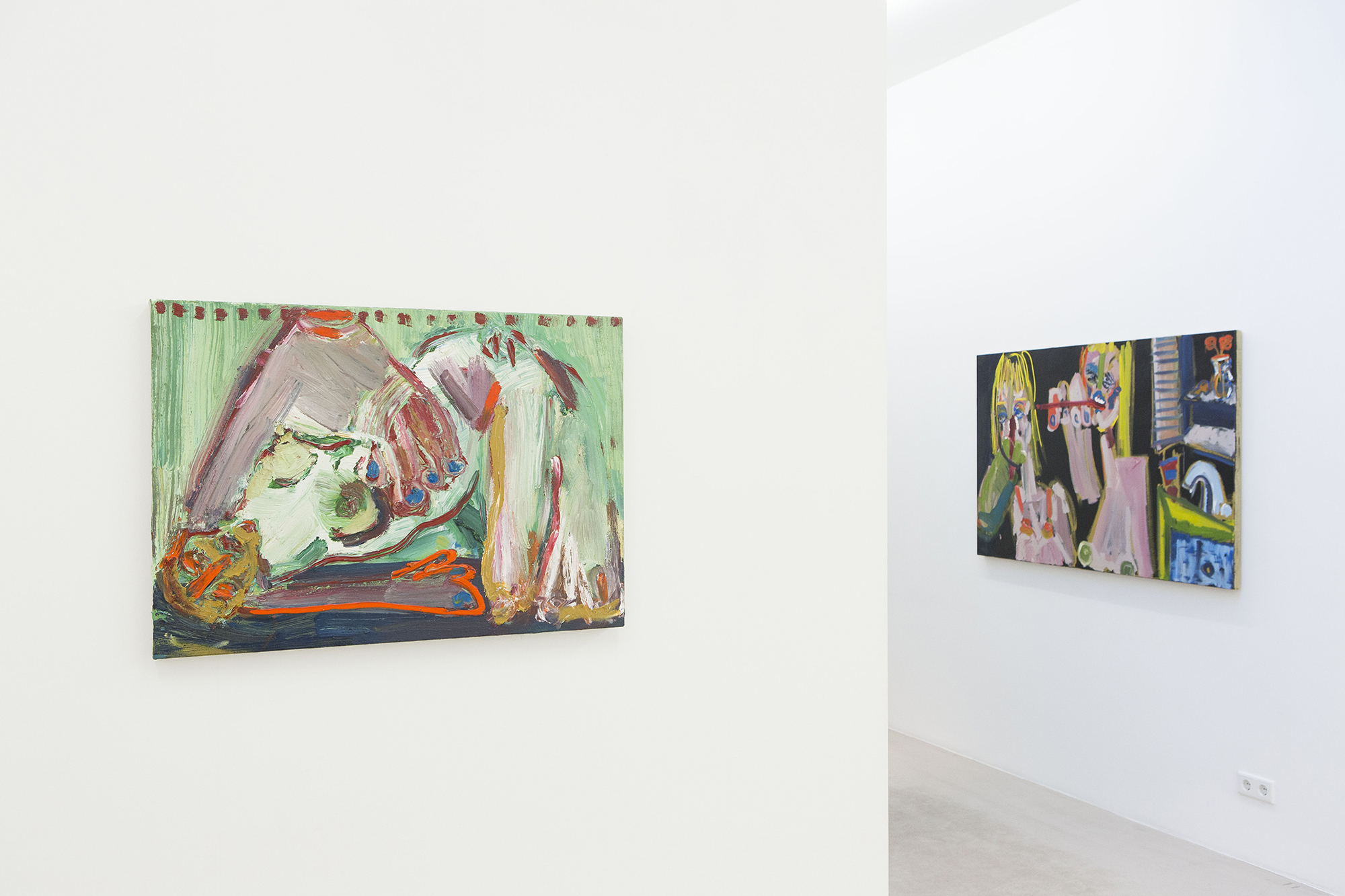 5 - Jay Miriam at Ornis A. Gallery Amsterdam