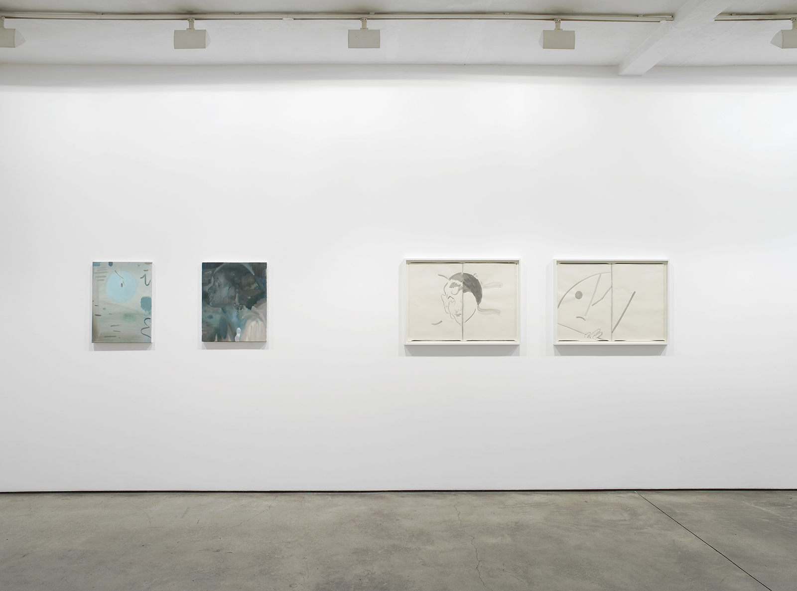 5 - Kaye Donachie at Maureen Paley - 4.02.2014
