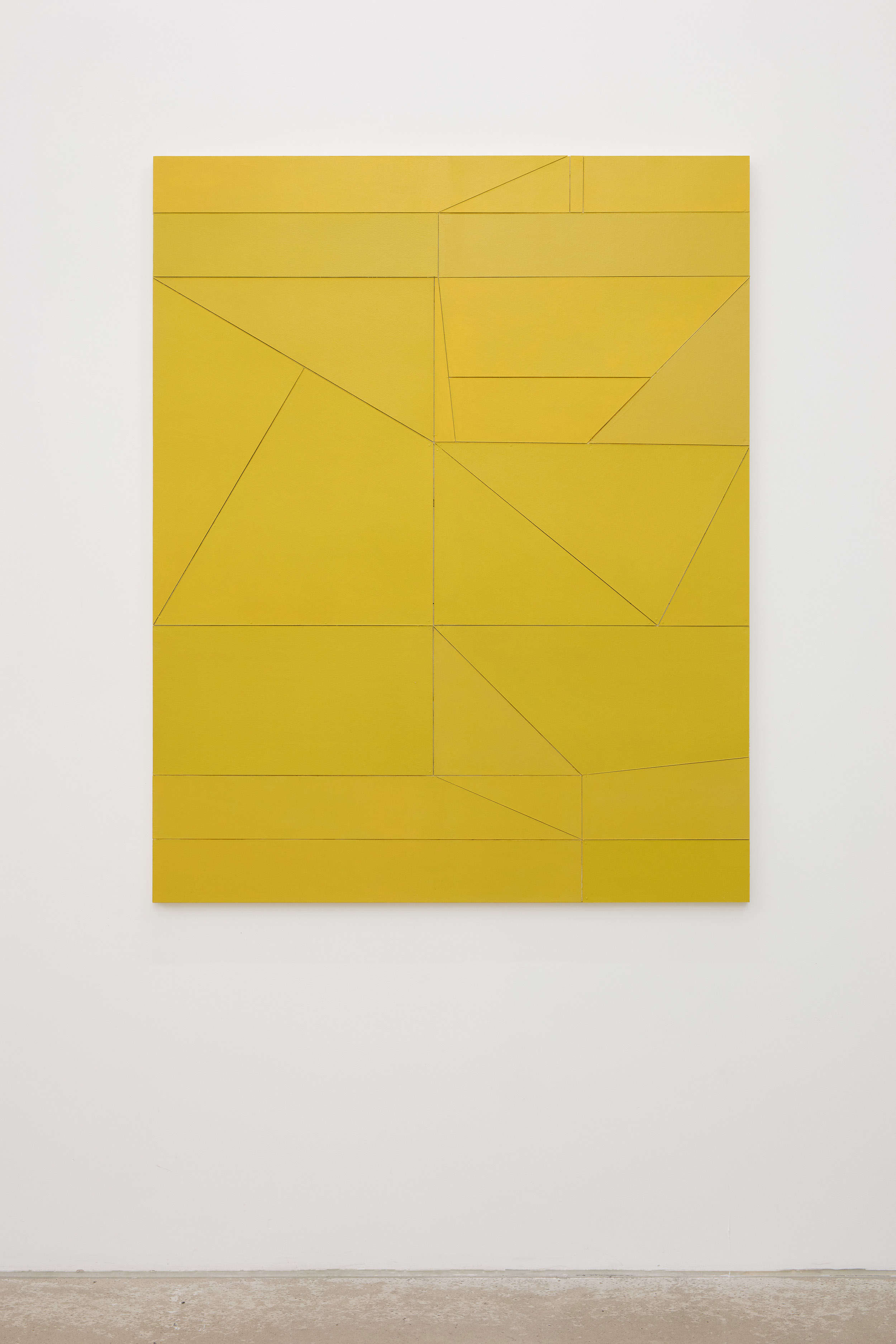 6 - Florian Schmit at Daniel Marzona Berlin - suggested by Ivan Seal