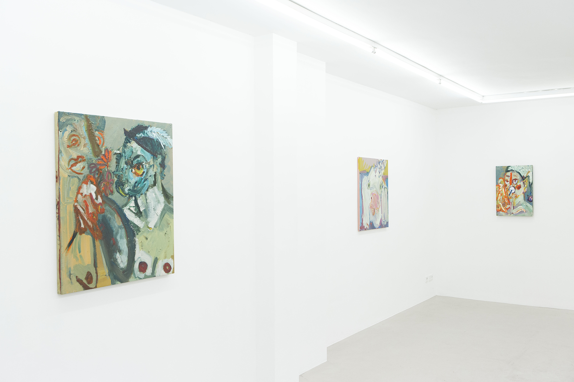 6 - Jay Miriam at Ornis A. Gallery Amsterdam