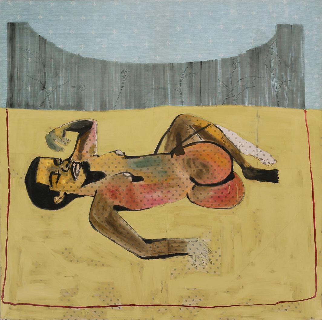 6 - Jonathan Lyndon Chase at Thierry Goldberg New York Gallery