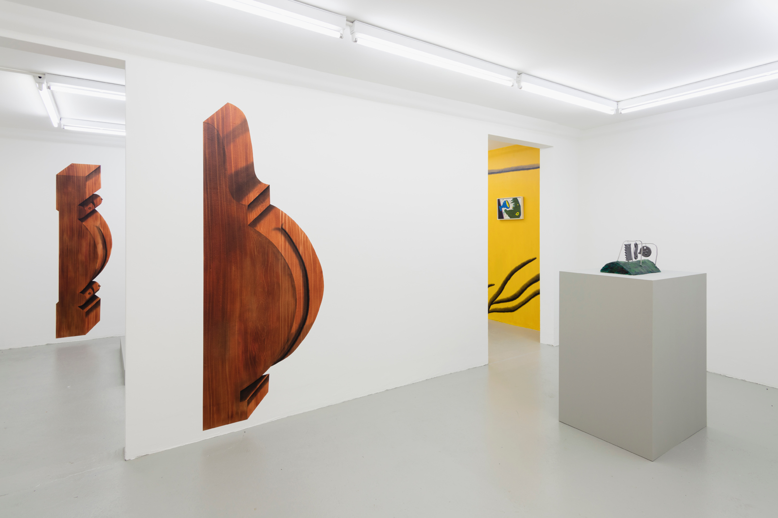 6 - Sarah Margnetti at SALTS Basel