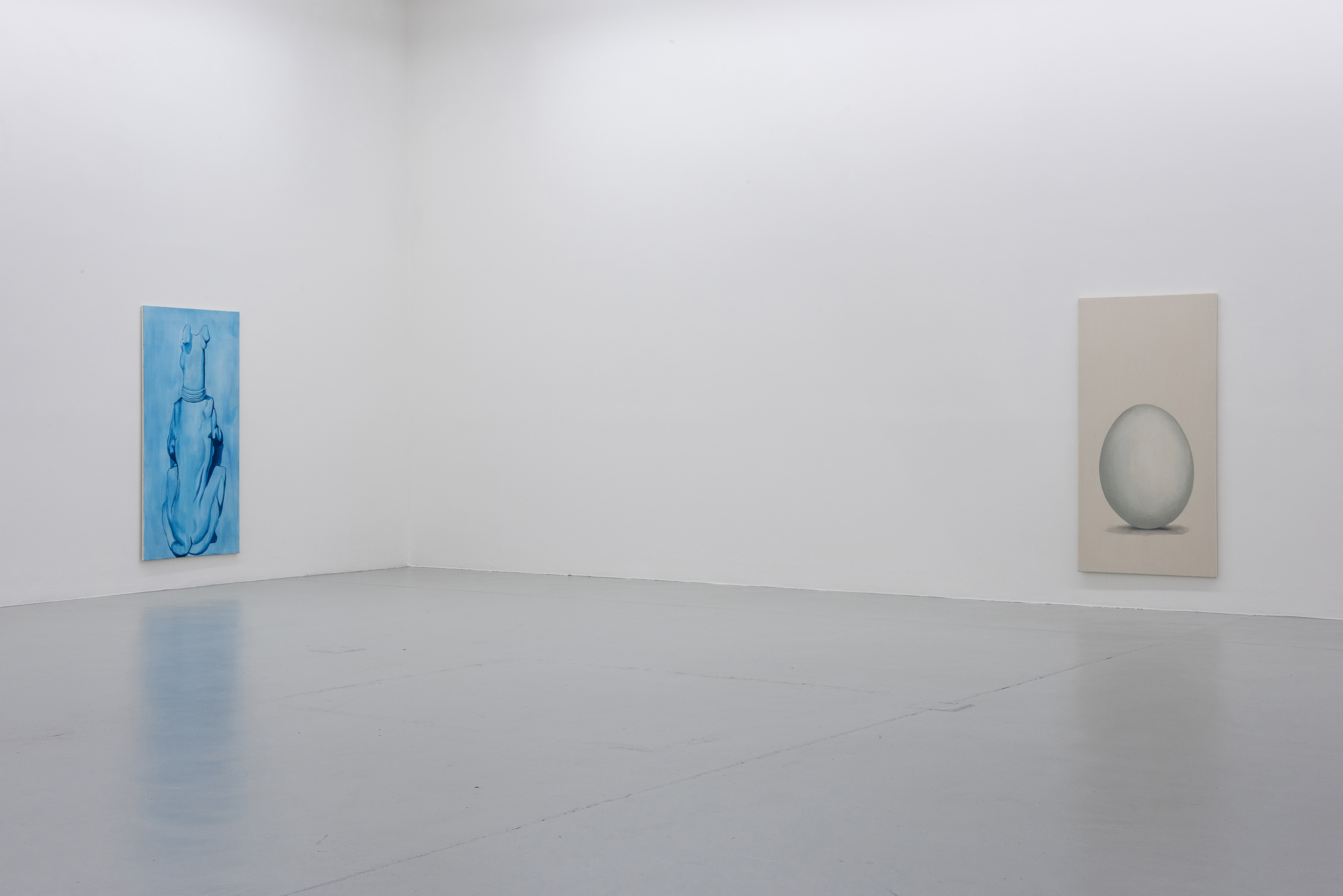 7 - Allison Katz at Kunstverein Fribourg