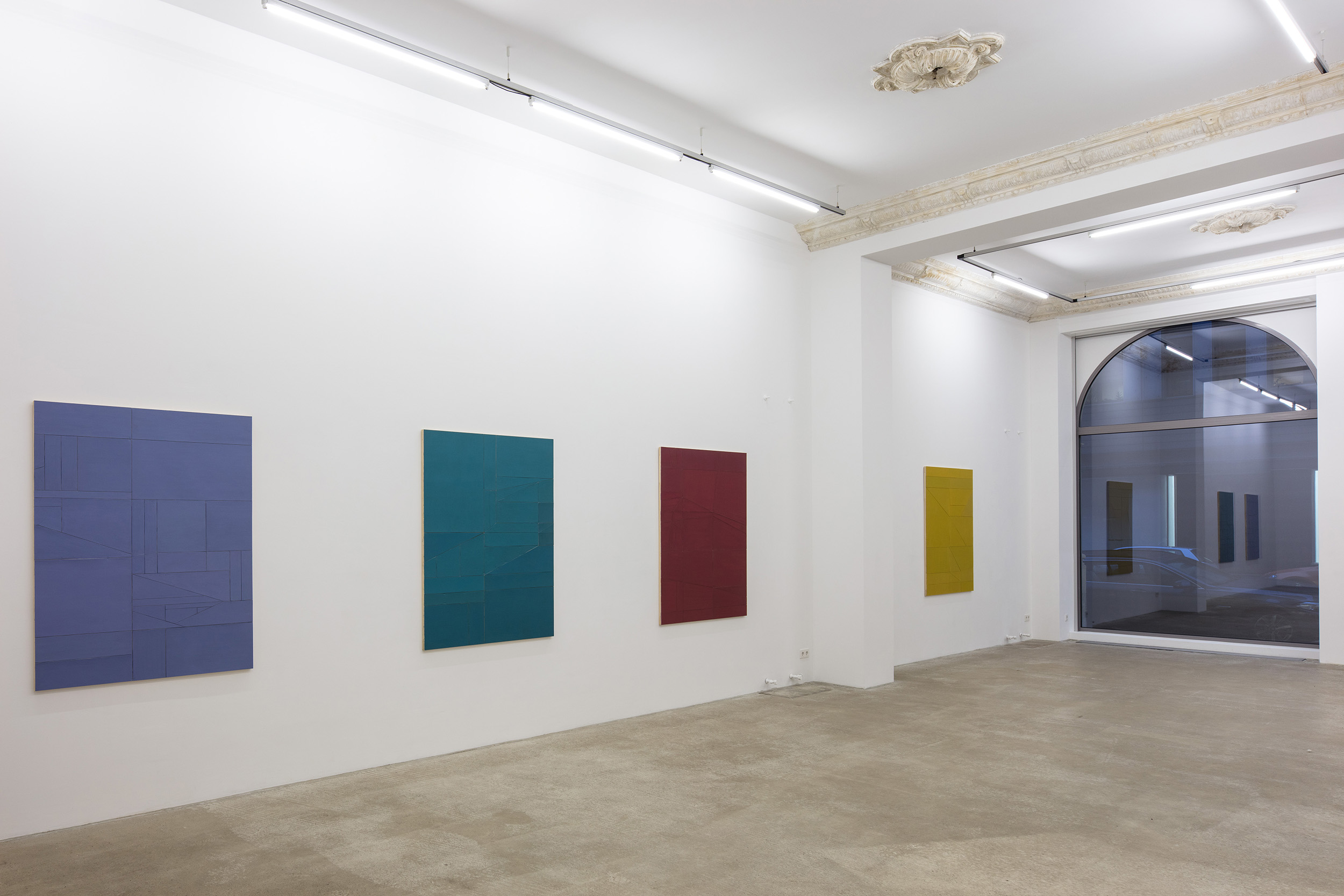 7 - Florian Schmit at Daniel Marzona Berlin - suggested by Ivan Seal