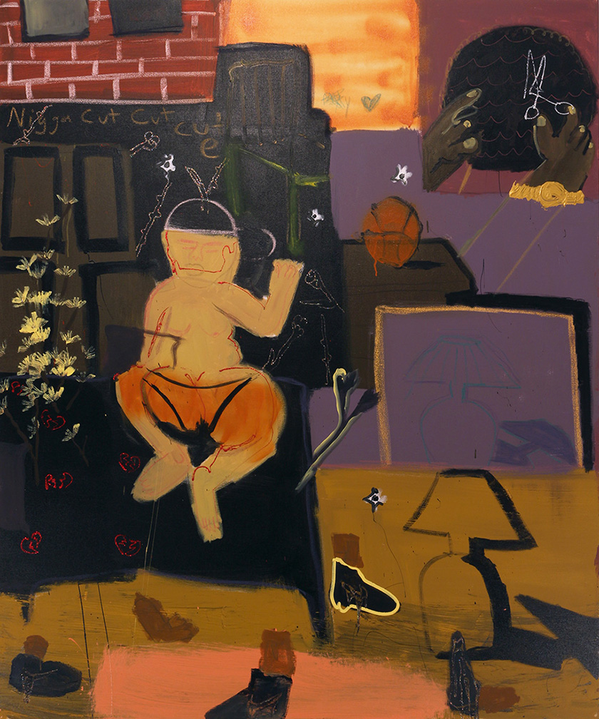 7 - Jonathan Lyndon Chase at Thierry Goldberg New York Gallery