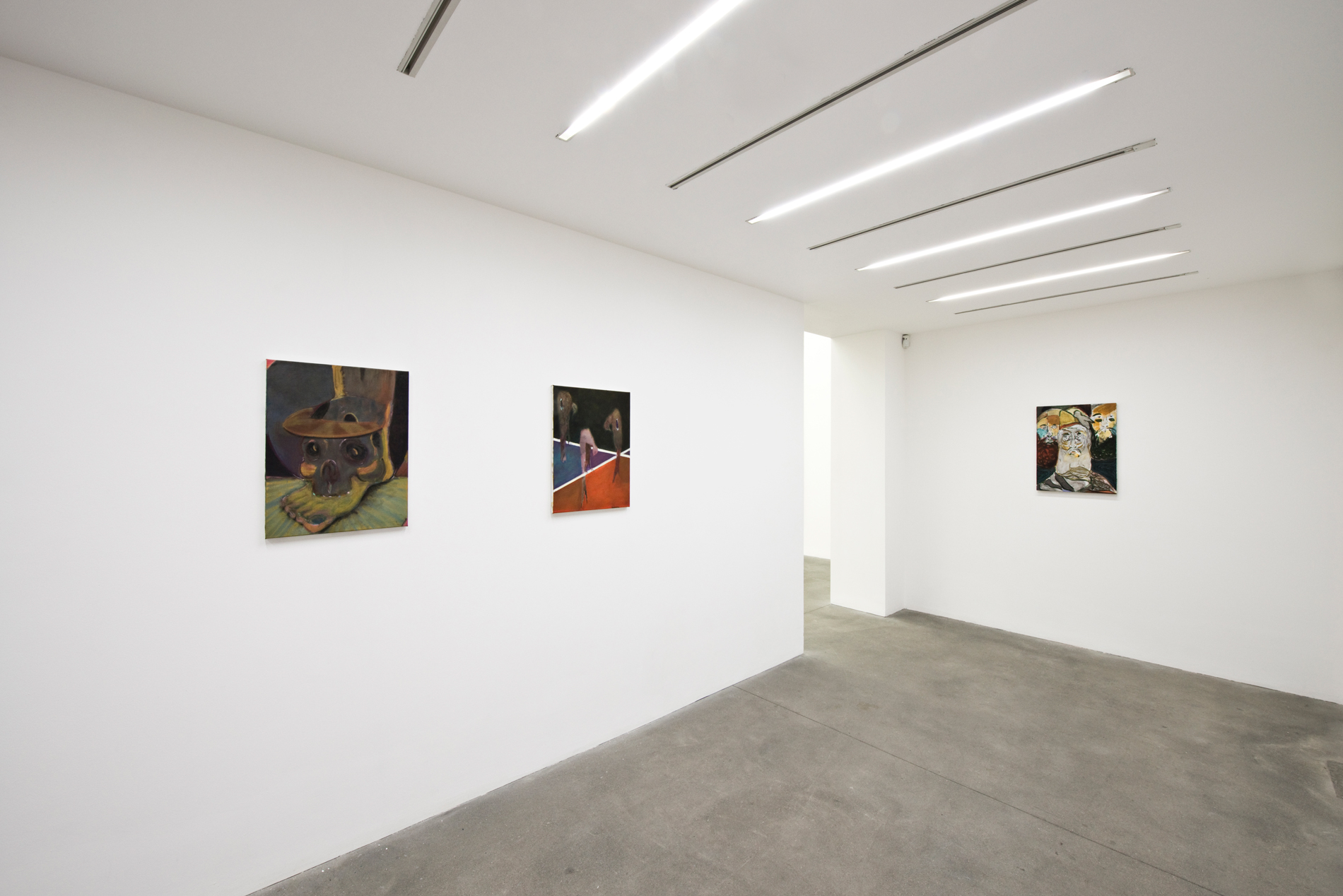 7 - Ryan Mosley at Alison Jacques 2014 London - 21.03.2014