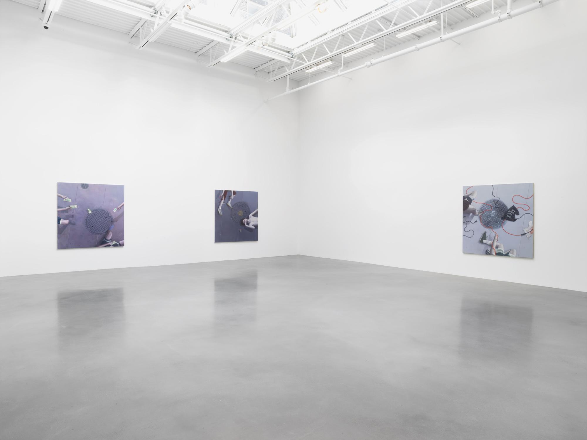 7 - Thomas Eggerer at Petzel NY