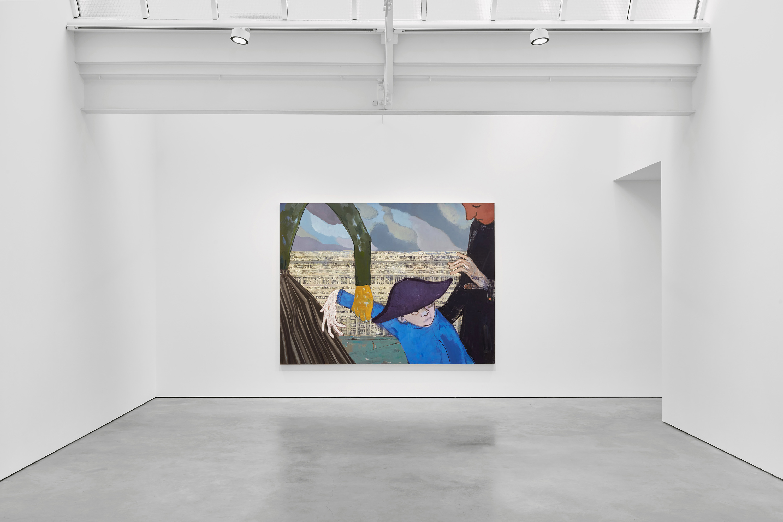8 - Sanya Kantarovsky at Modern Art London