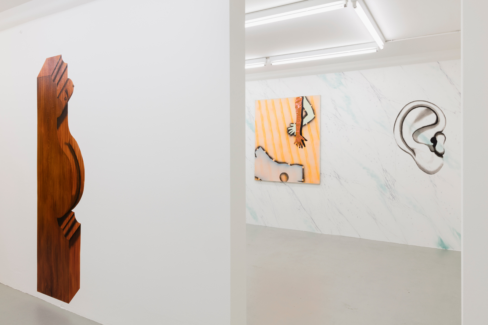 8 - Sarah Margnetti at SALTS Basel